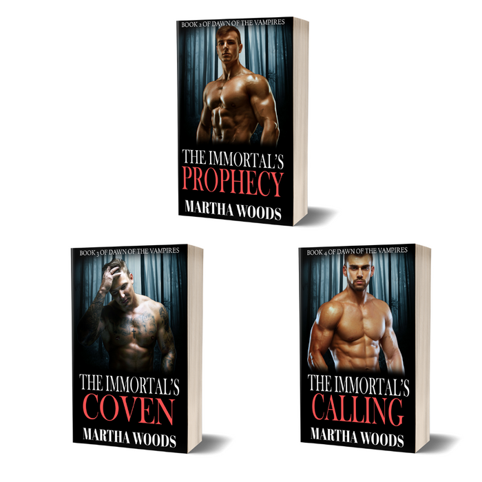 Dawn of the Vampires Bundle (e-Books 1-4)