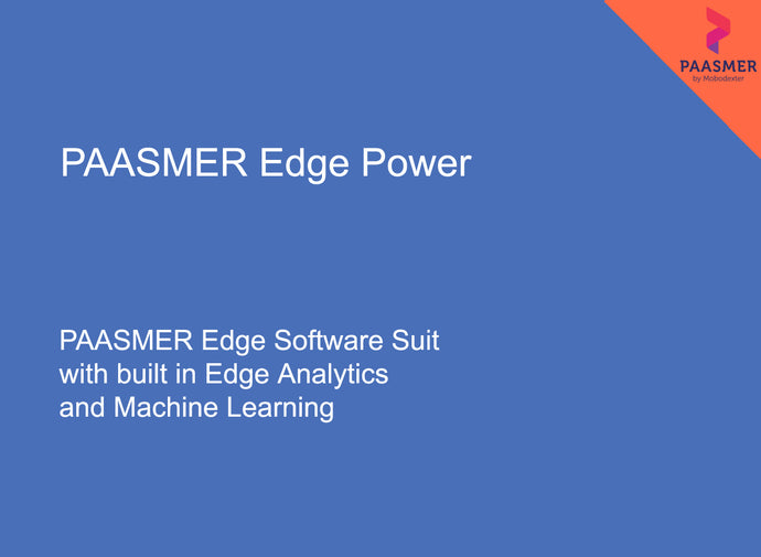 PAASMER Edge Power
