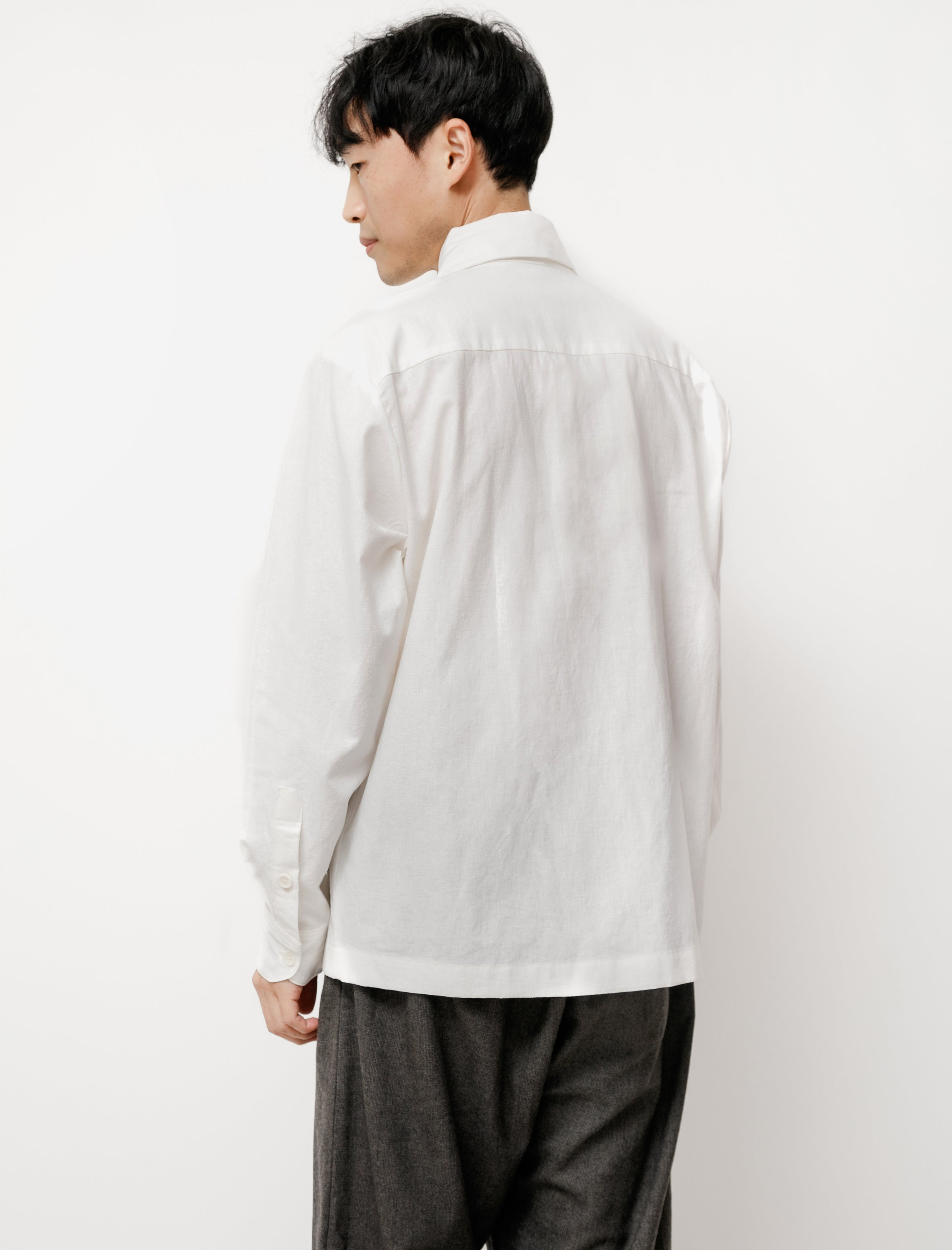 Lemaire Five Pocket Pants Blue