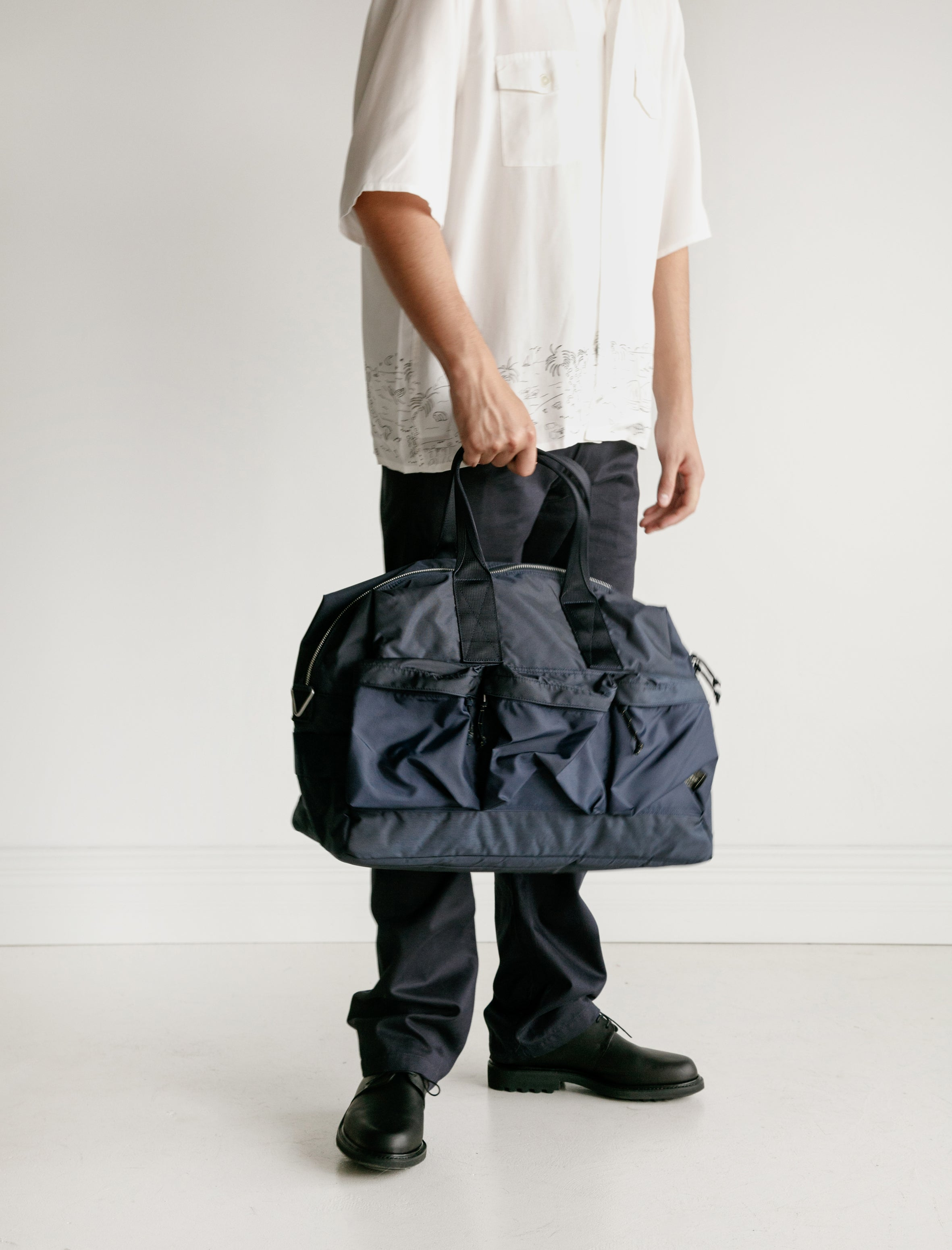 Force 2Way Duffle Bag Navy