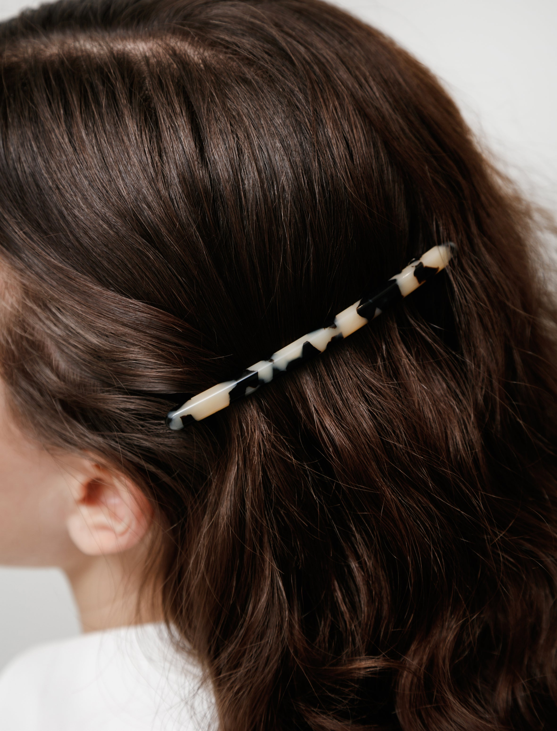 Deliska Thin Long Barrette