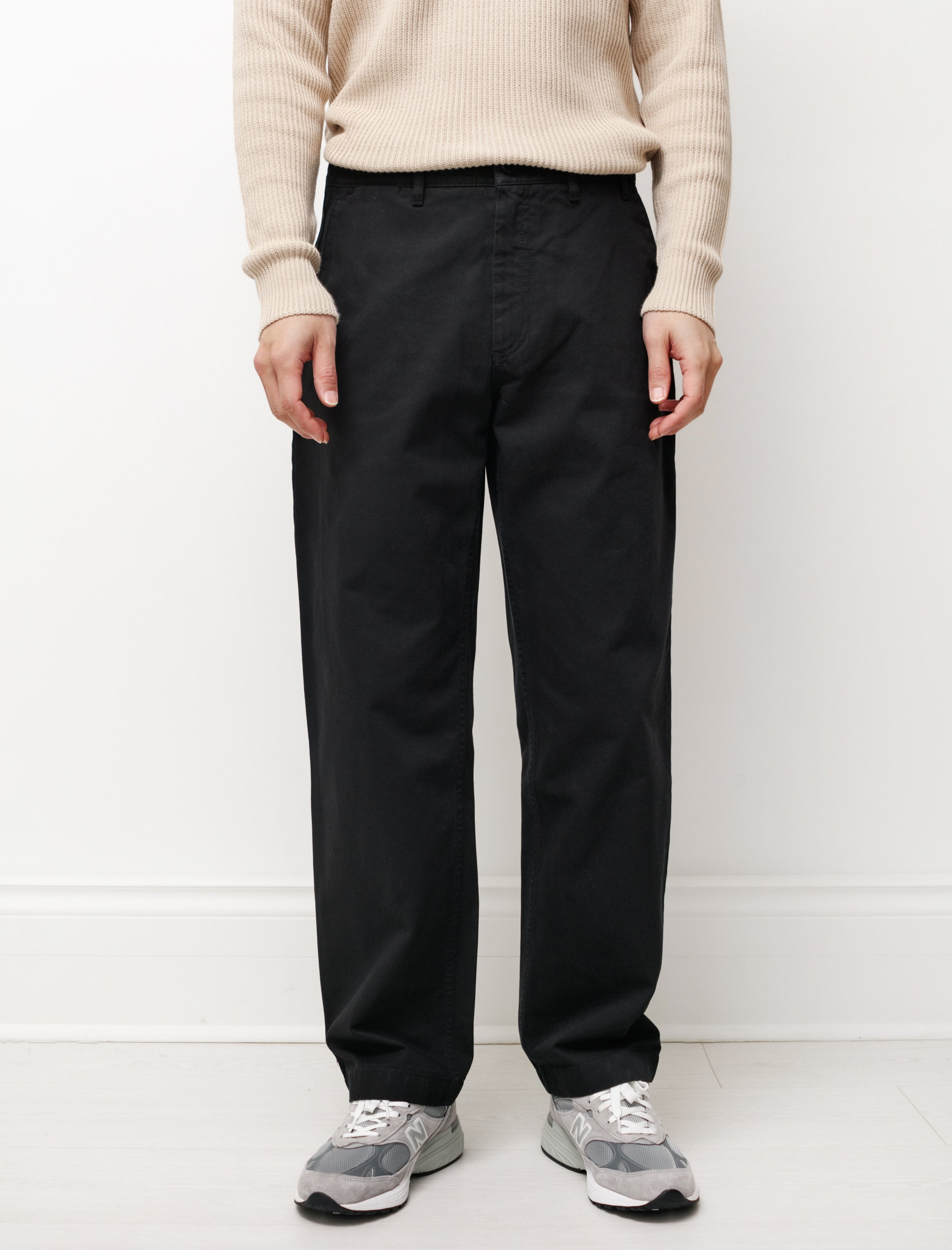 Camiel Fortgens Worker Pants Denim