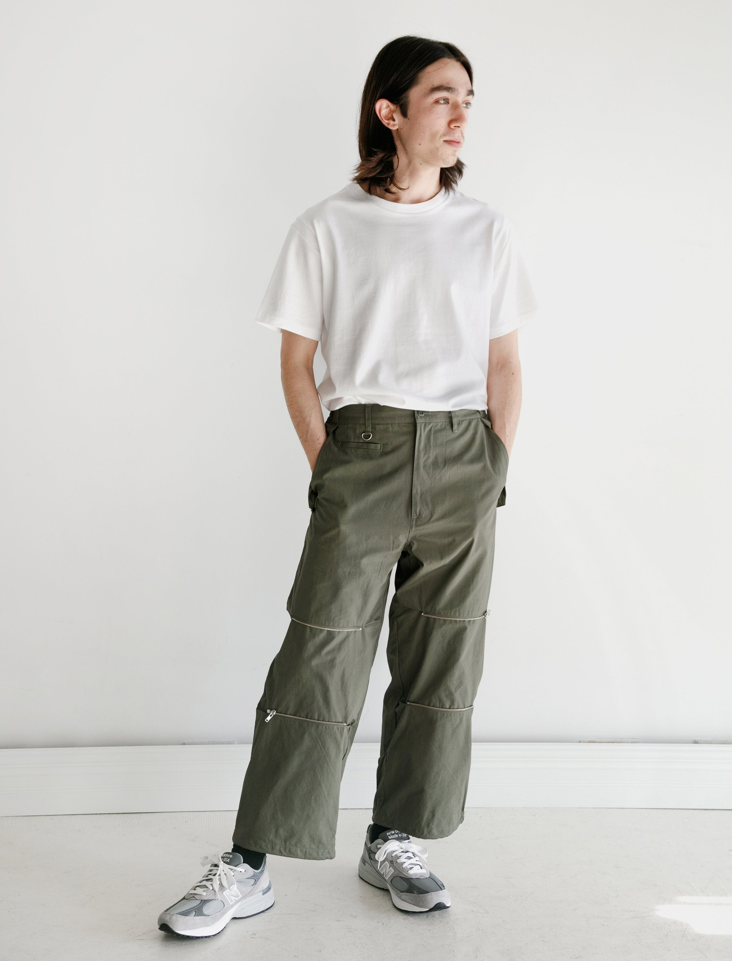 Charmy Pants Olive