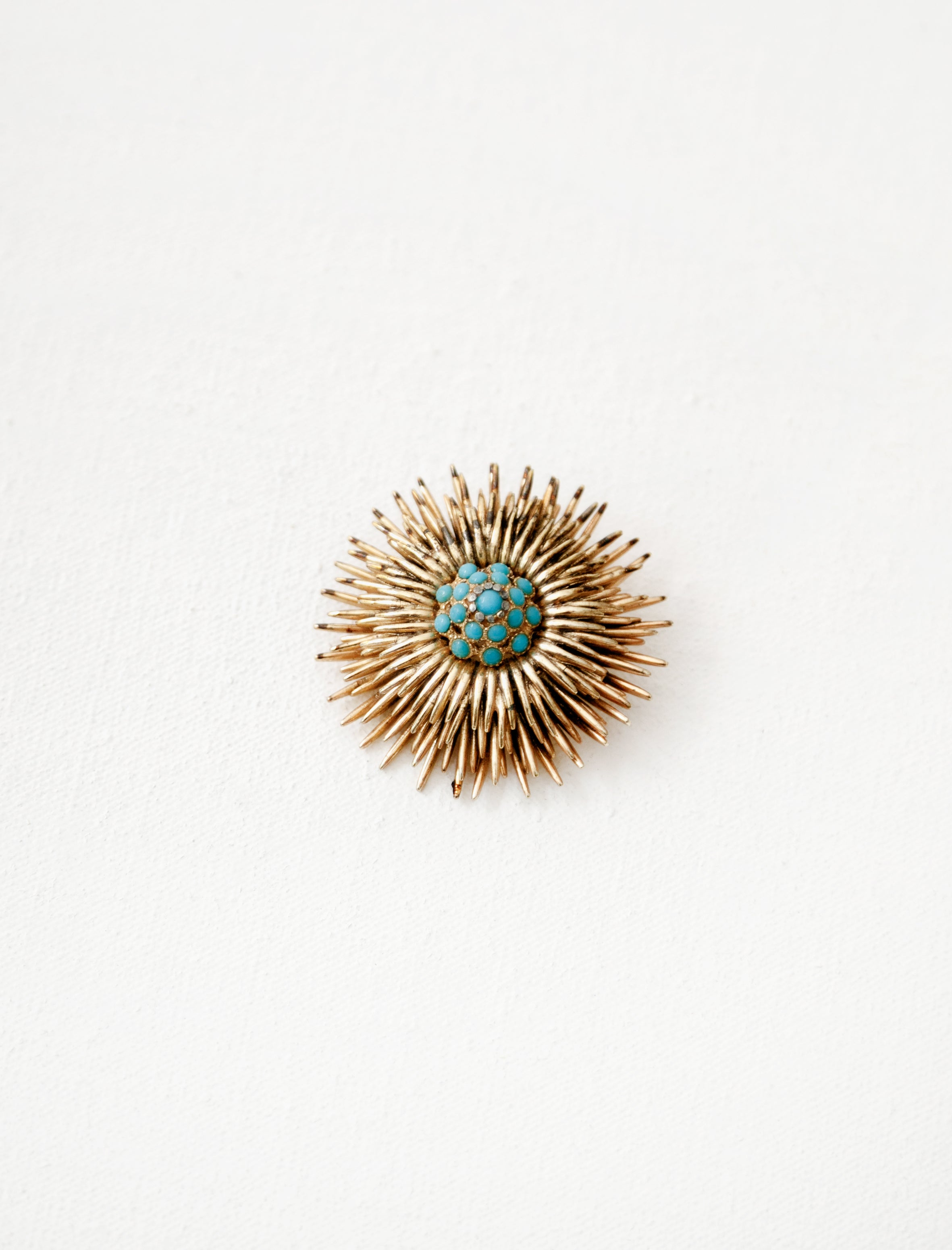 Found by Neighbour Anemone Brooch