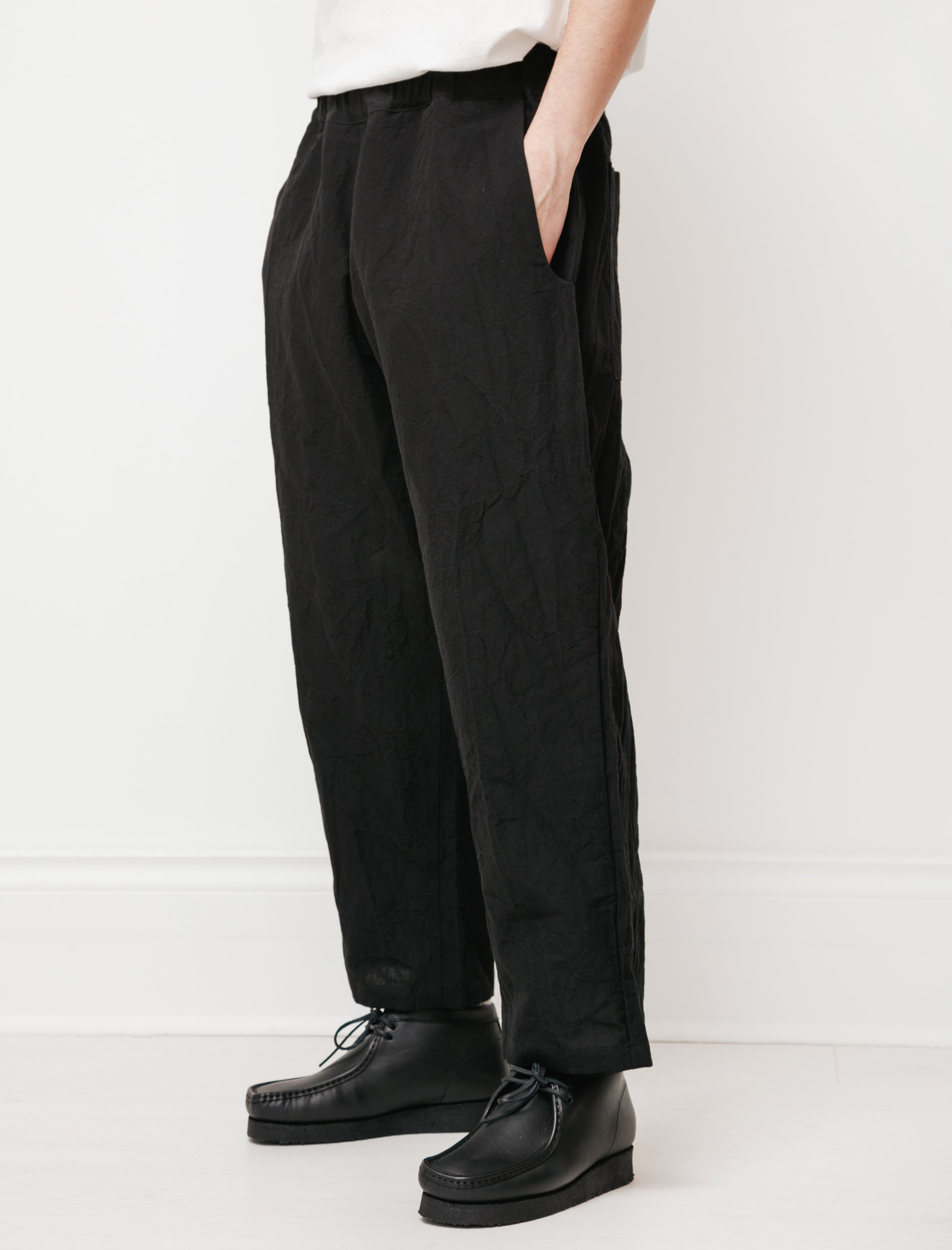 MAN-TLE R10 Easy Pants Shade Voile
