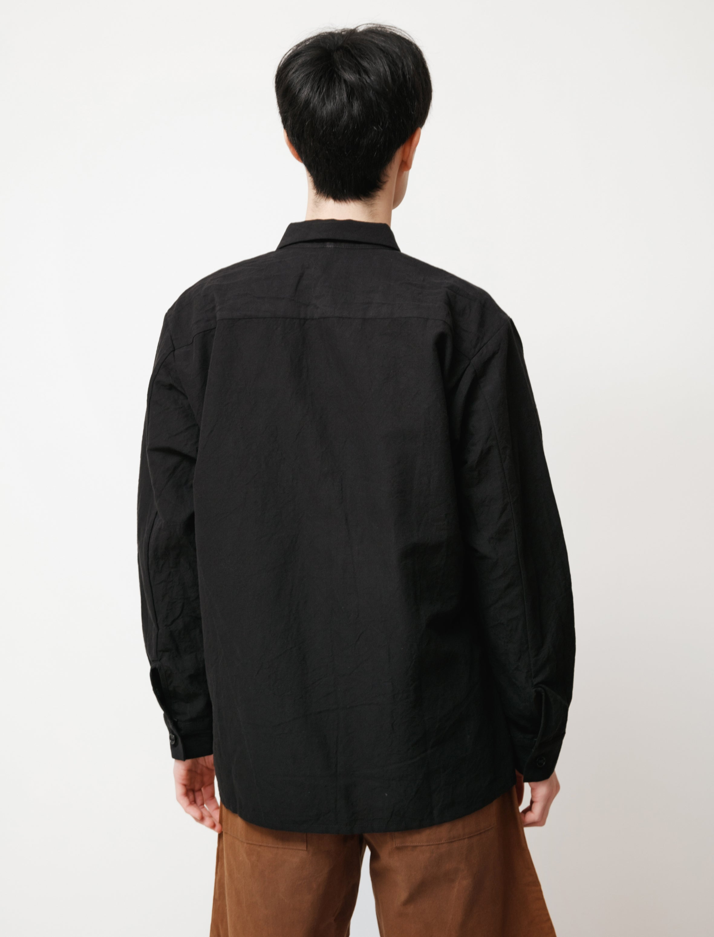 MAN-TLE R10 Shirt-1 Shade Voile