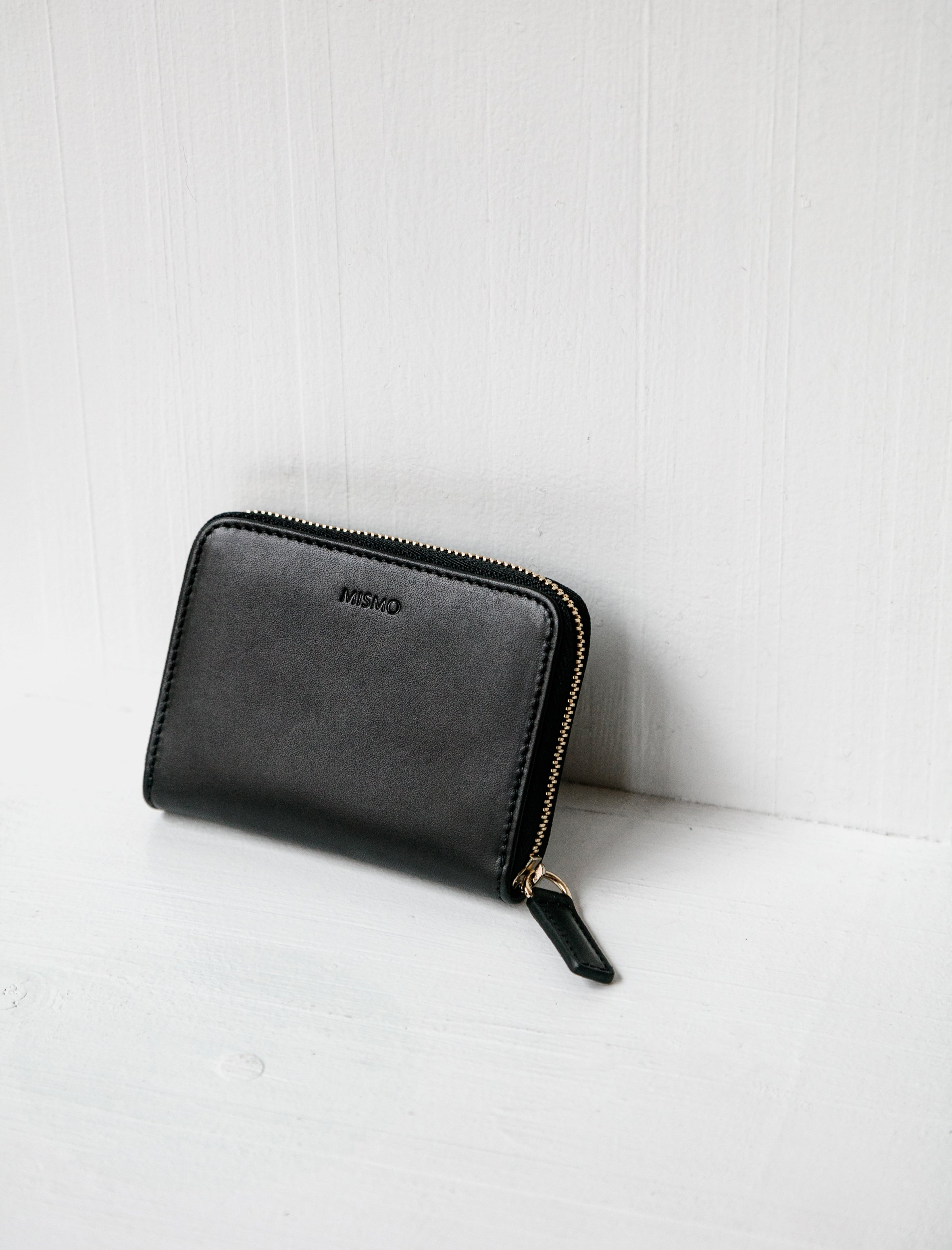 Mismo Mini Wallet Black