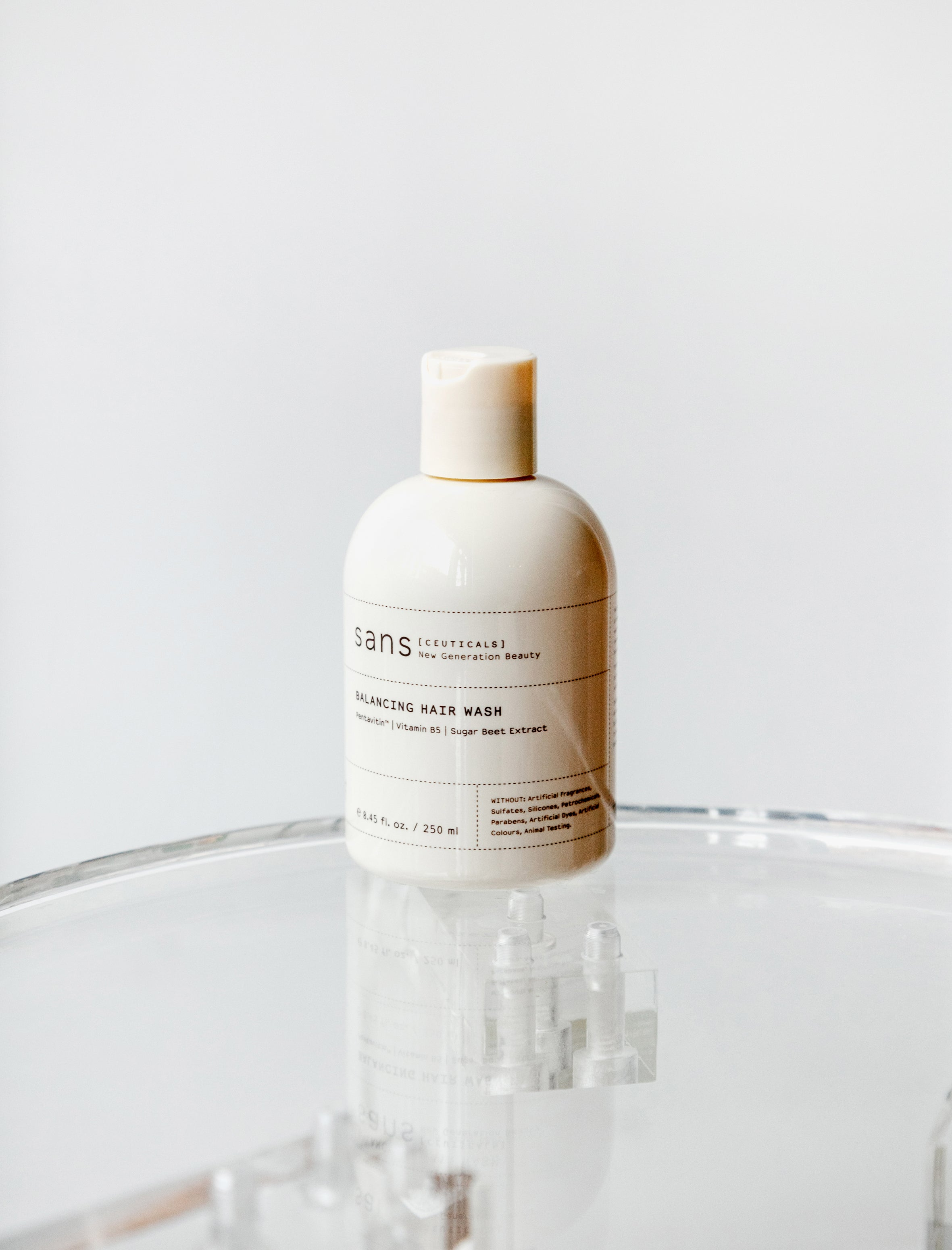 Sans Ceuticals Balancing Hair Wash