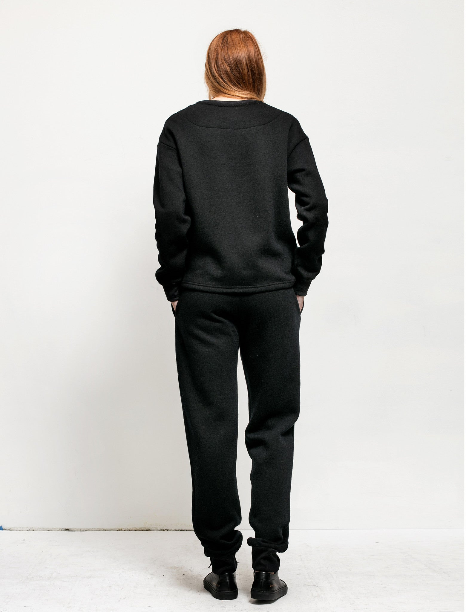 Christopher Raeburn Embroidered Tape Crewneck Joggers