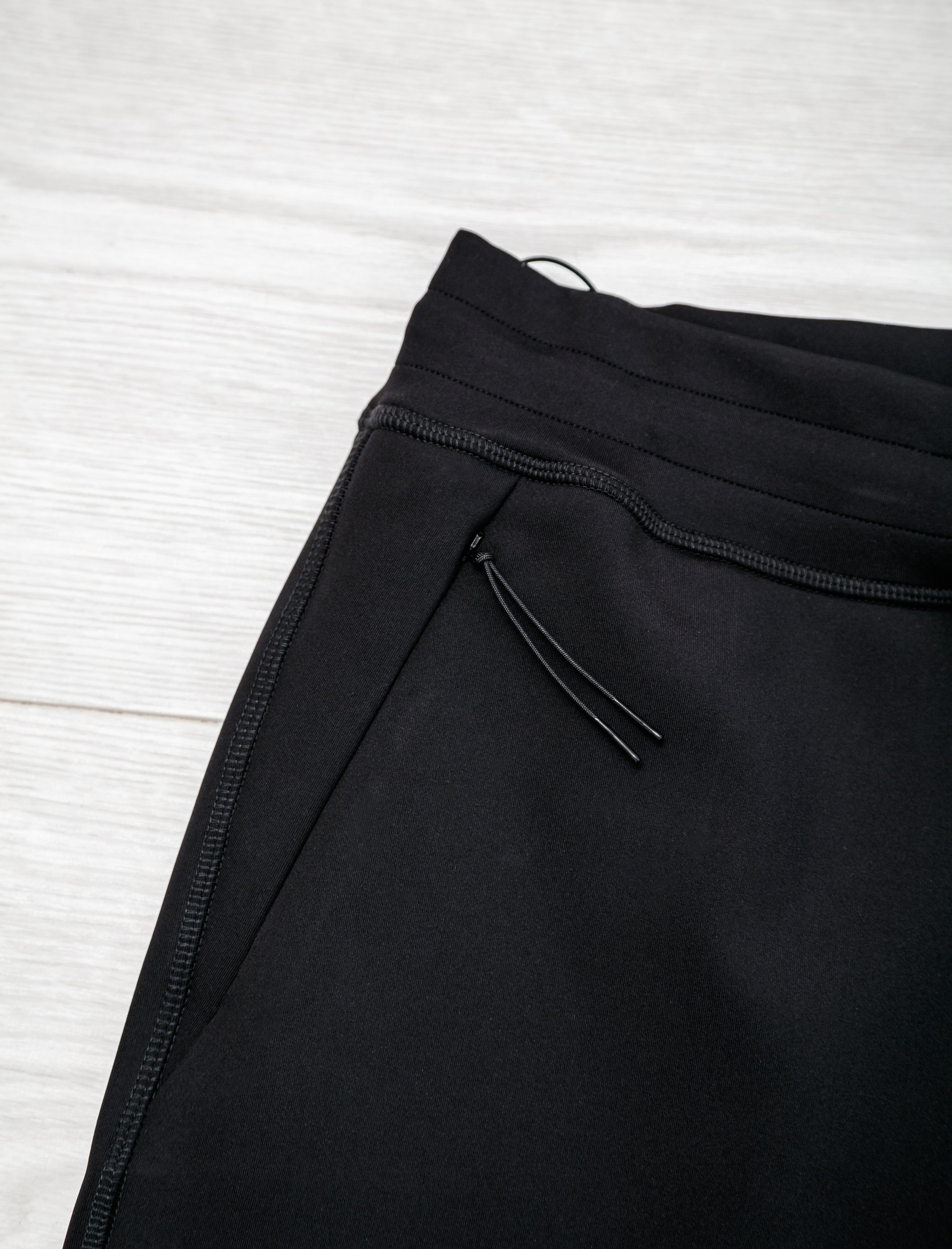 Satisfy Spacer Shorts Black