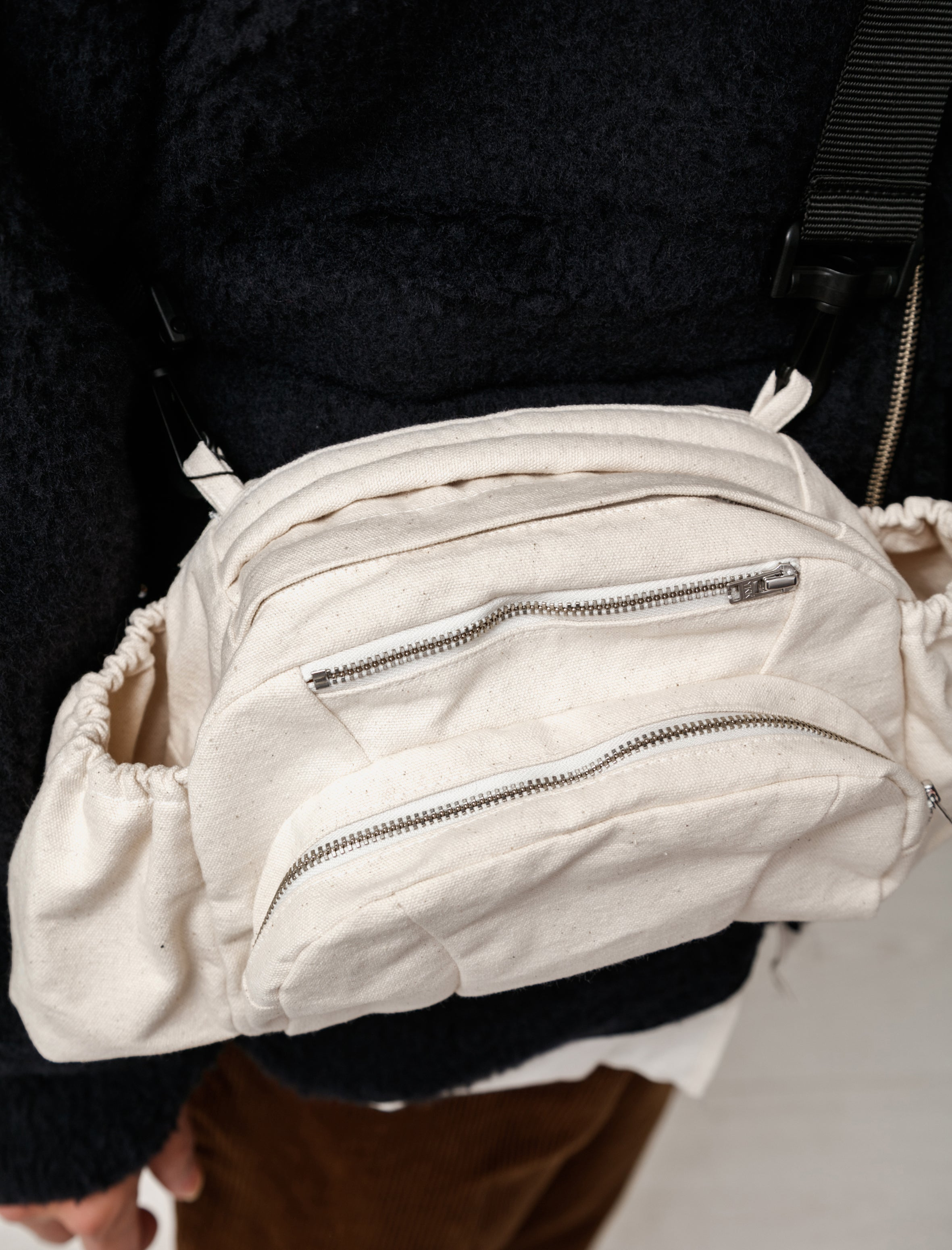Camiel Fortgens Camera Bag Off-White