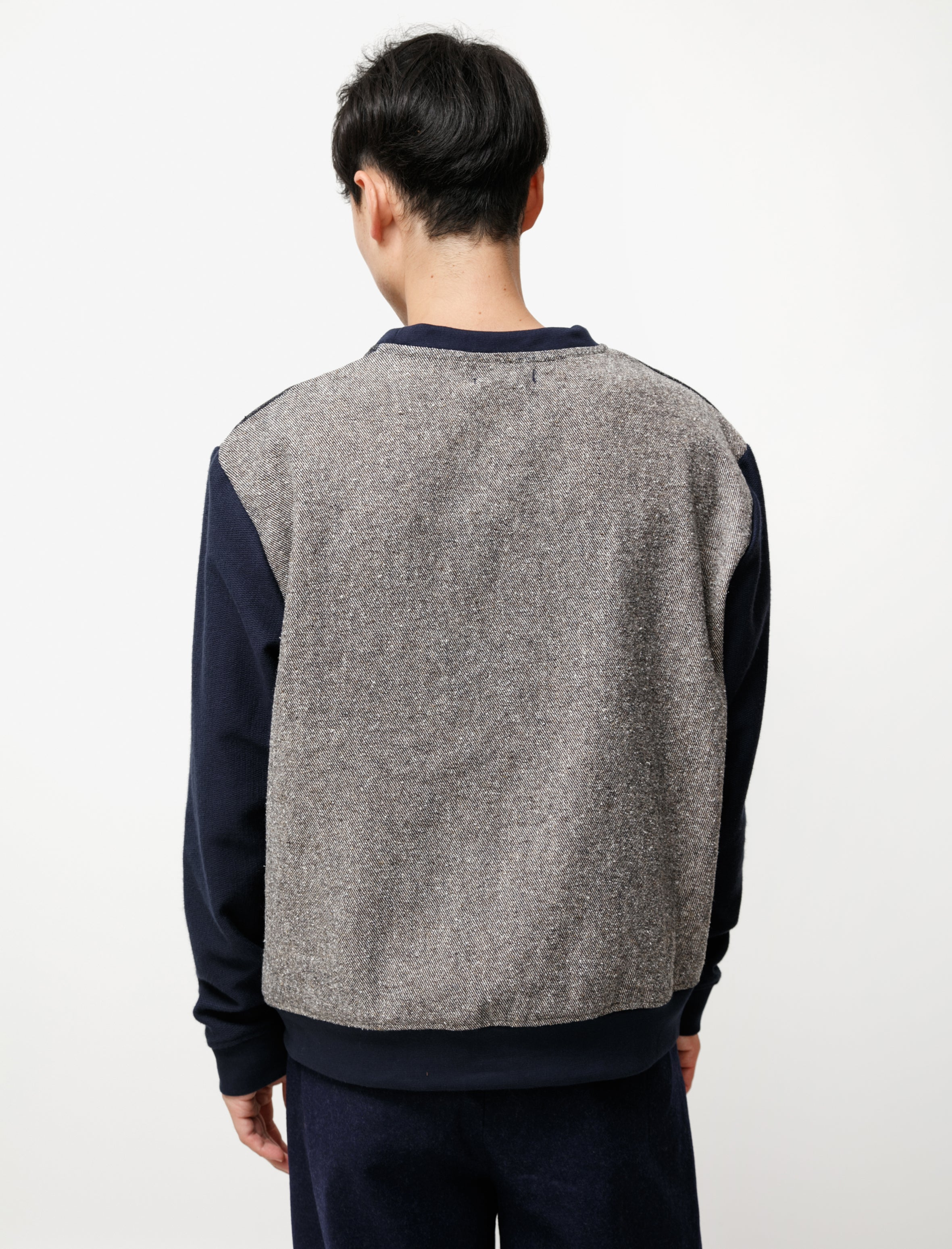 Frank Leder Sweatshirt Cotton Mix