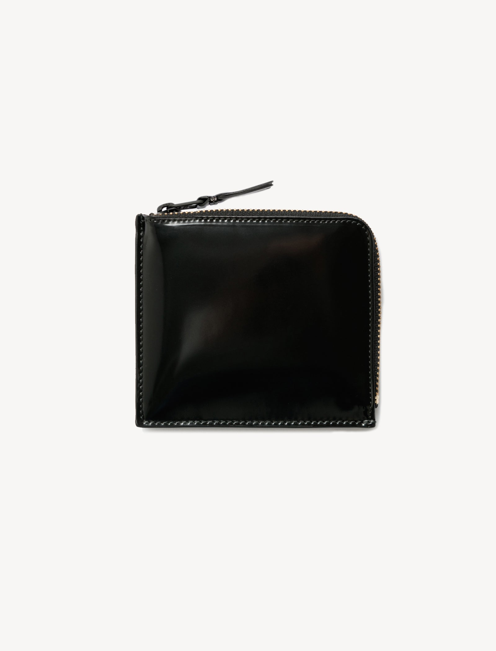 Very Black 3/4 Zip Wallet - Black - SA3100VB