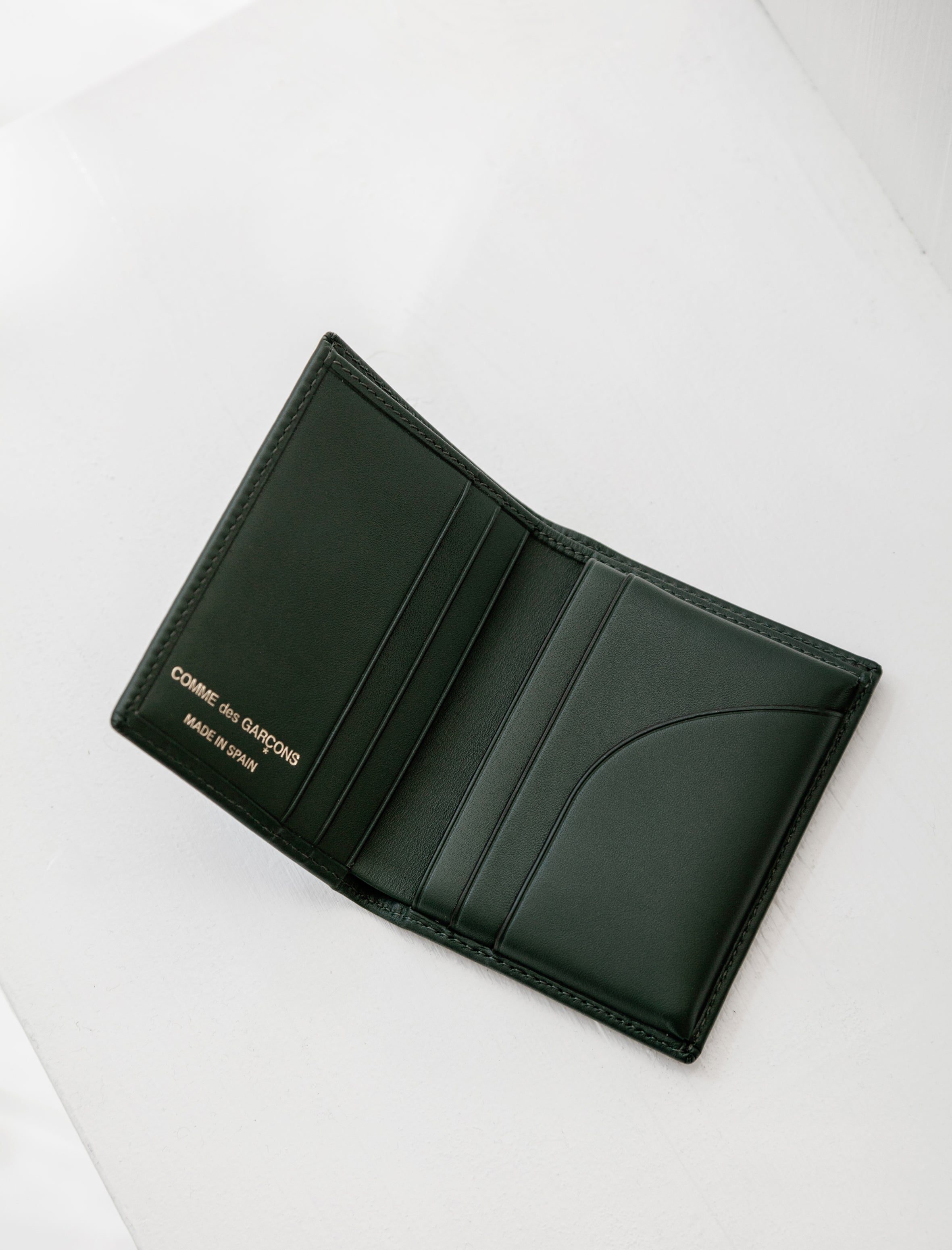 Comme Des Garcons Extended Card Wallet - SA0641