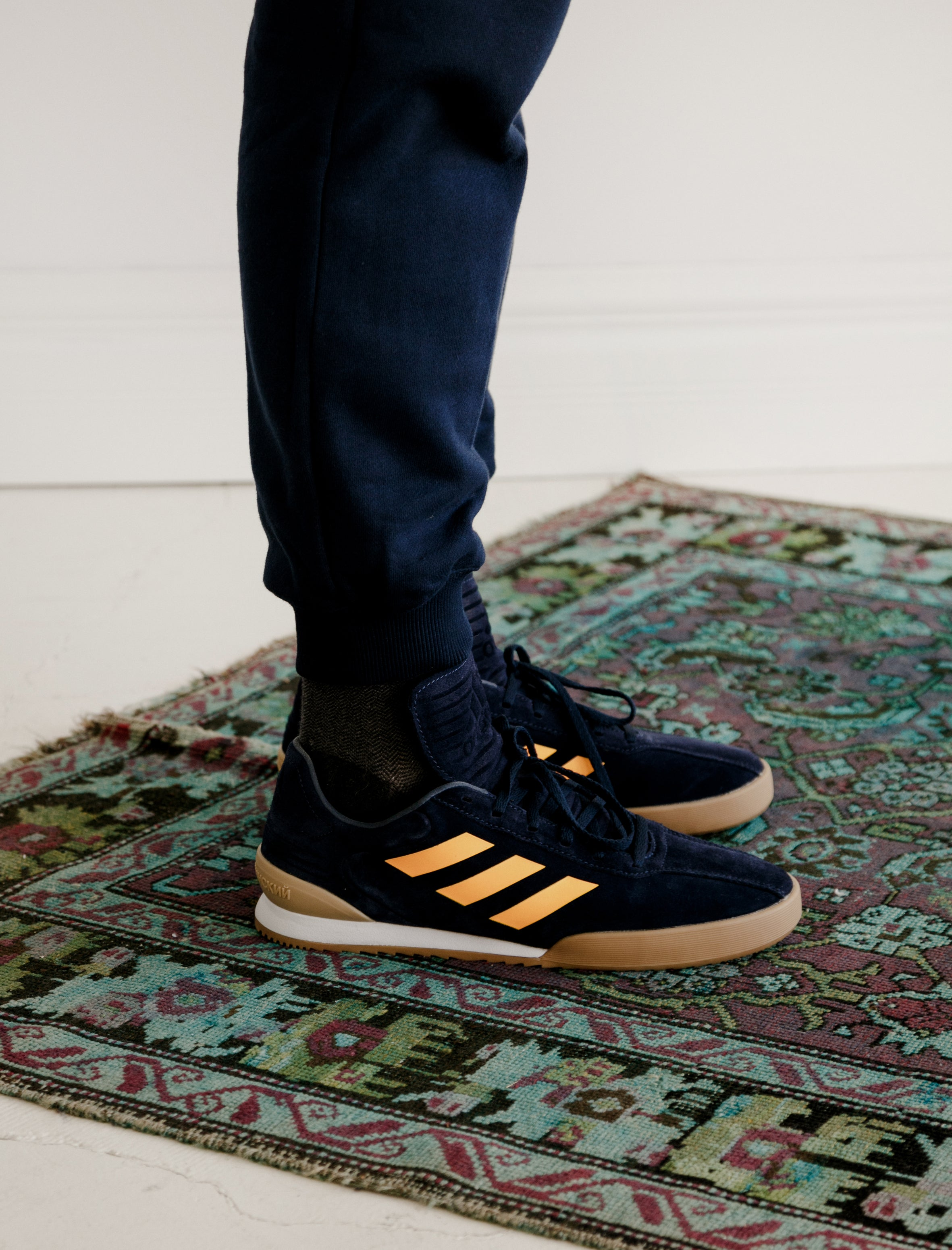 info for 03374 5384f GR Copa Sneaker Navy