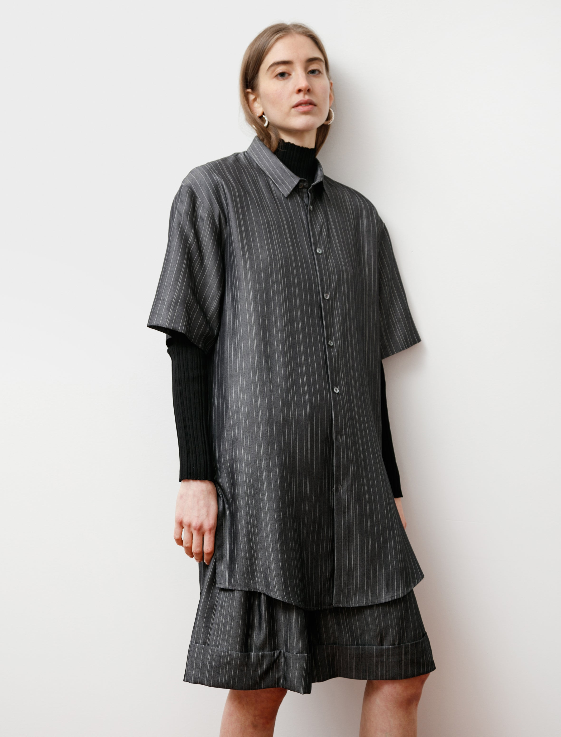 Stephan Schneider Shirt Rails Grey