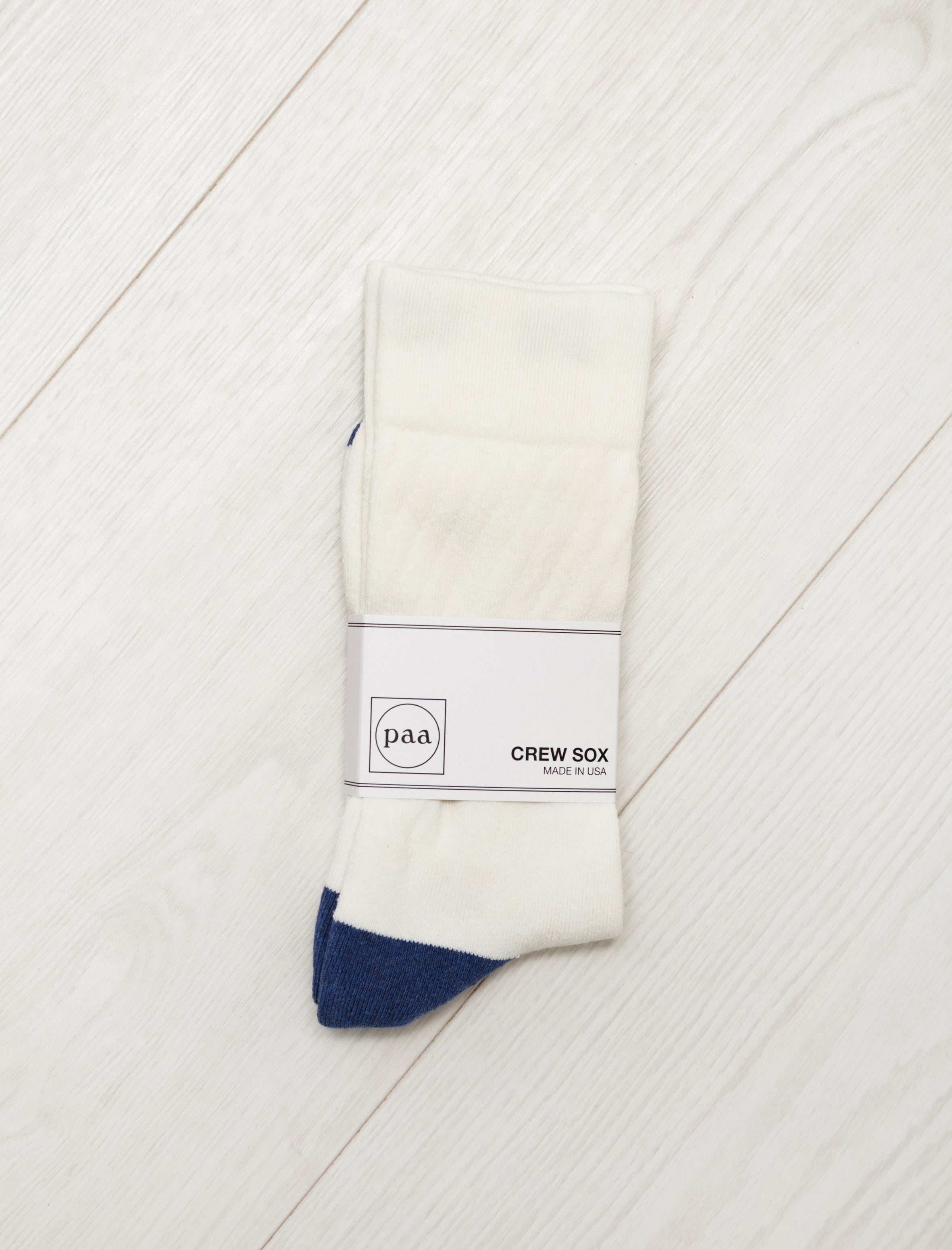 Paa Recycled Crew Sox 2.5