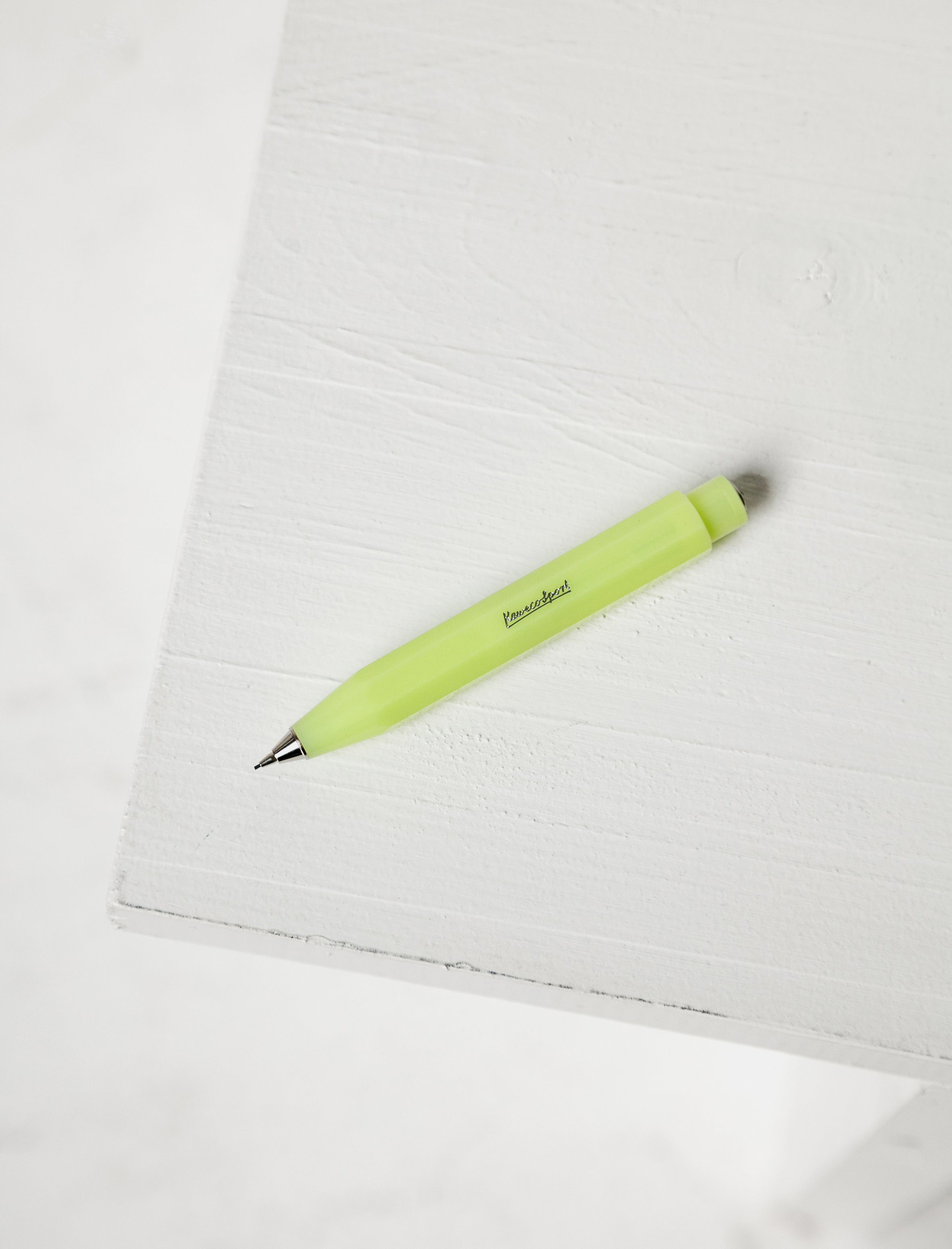 Kaweco Mechanical Pencil 0.7 Frosted Lime