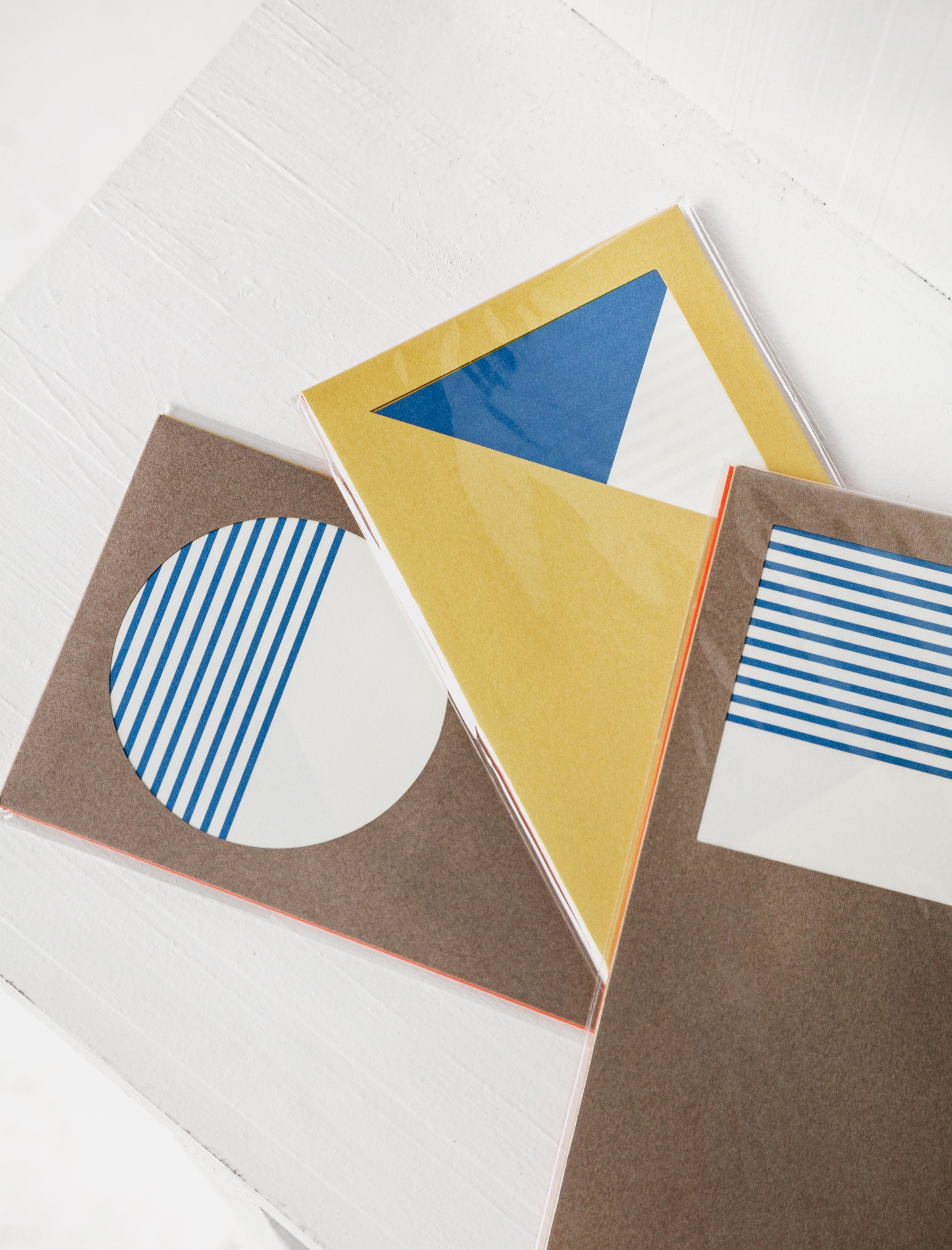 Window Envelope + Cards Set