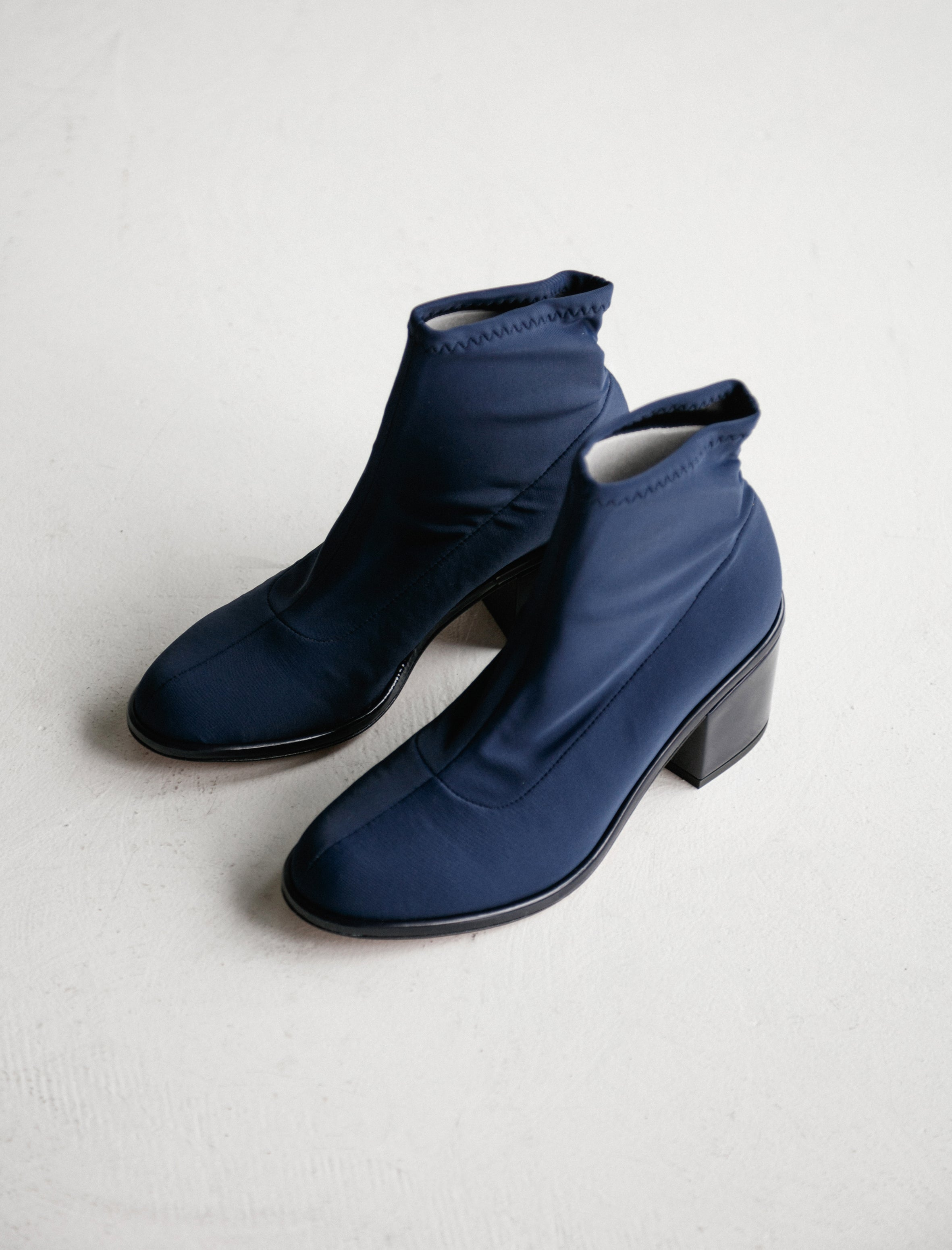 Clergerie Macet Stretch Boot Navy