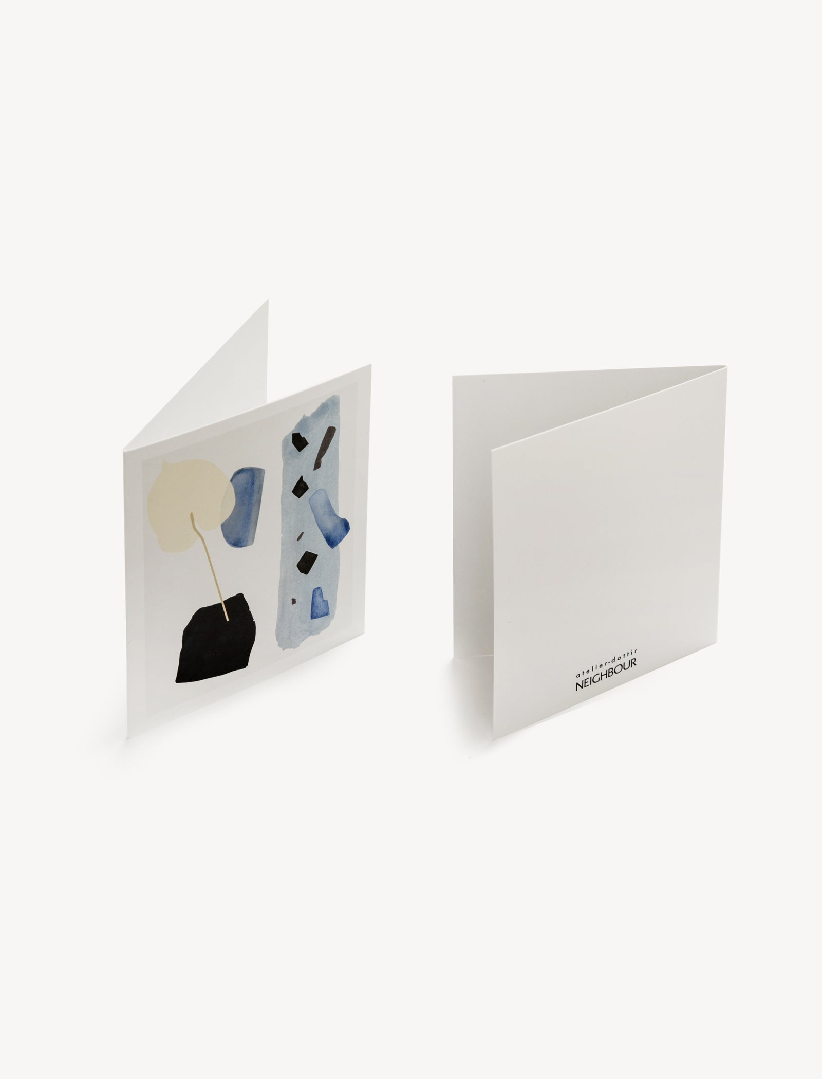 Neighbour x Atelier Dottir Cards