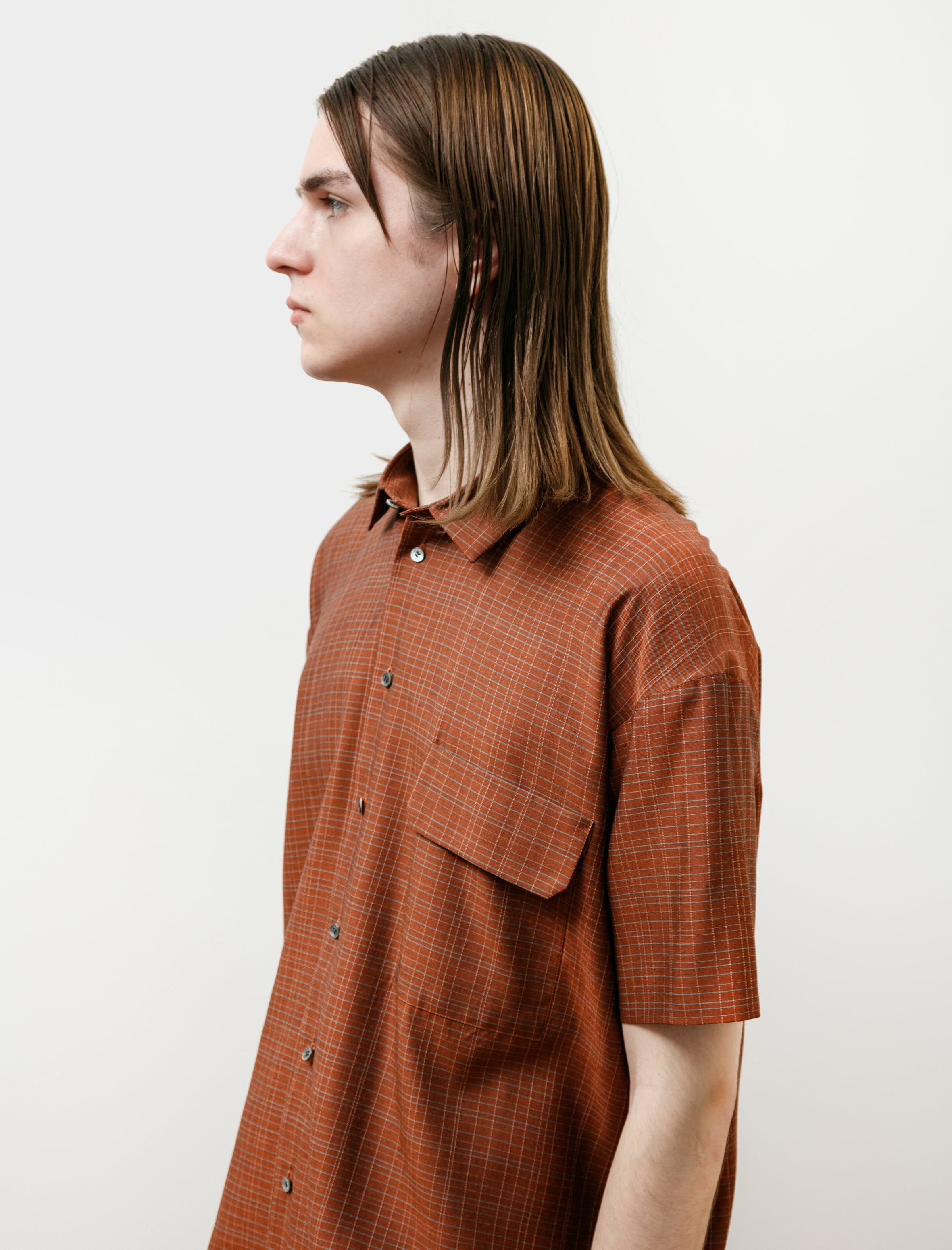 Stephan Schneider Shirt Beach Brick