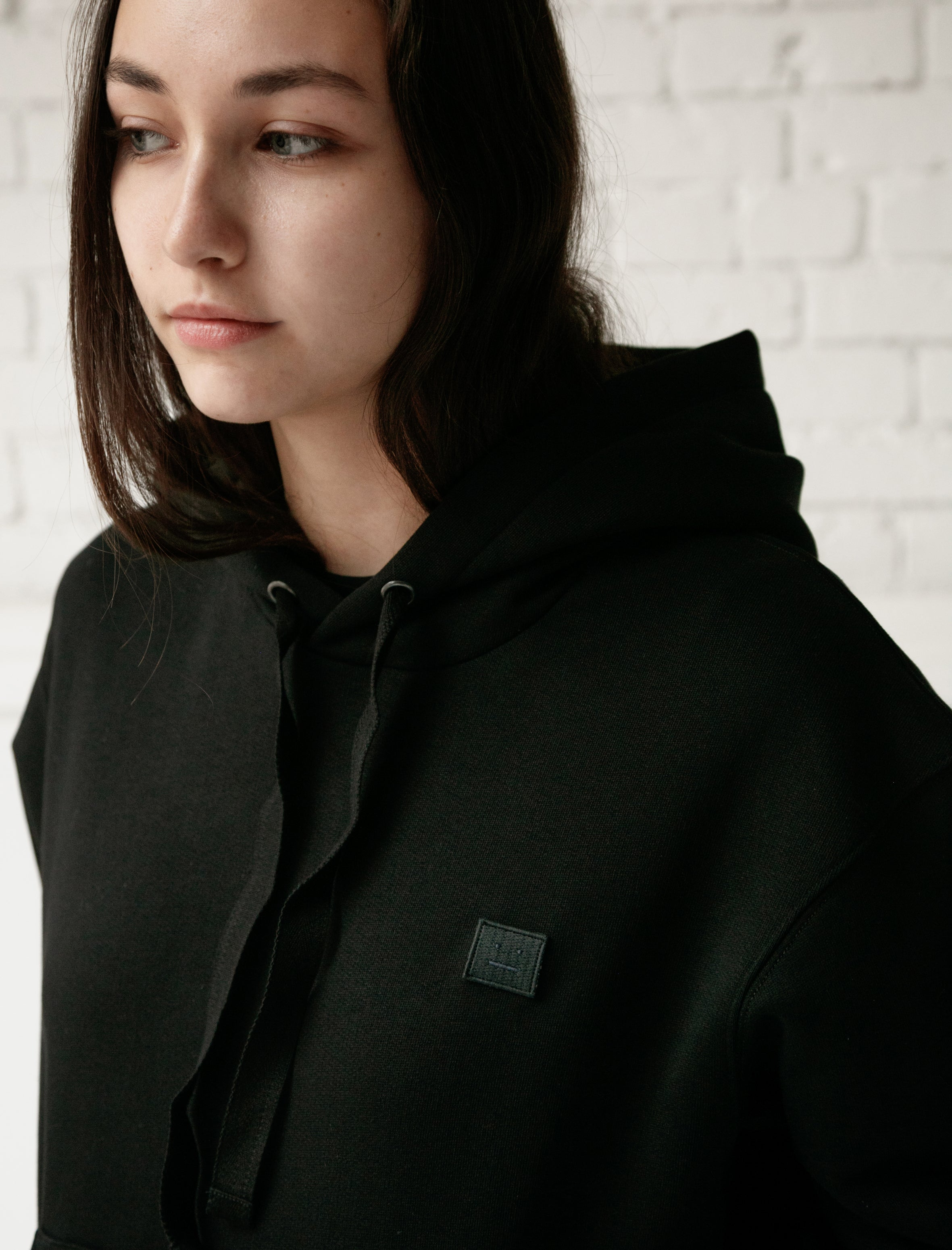 Acne Studios Ferris Face Black