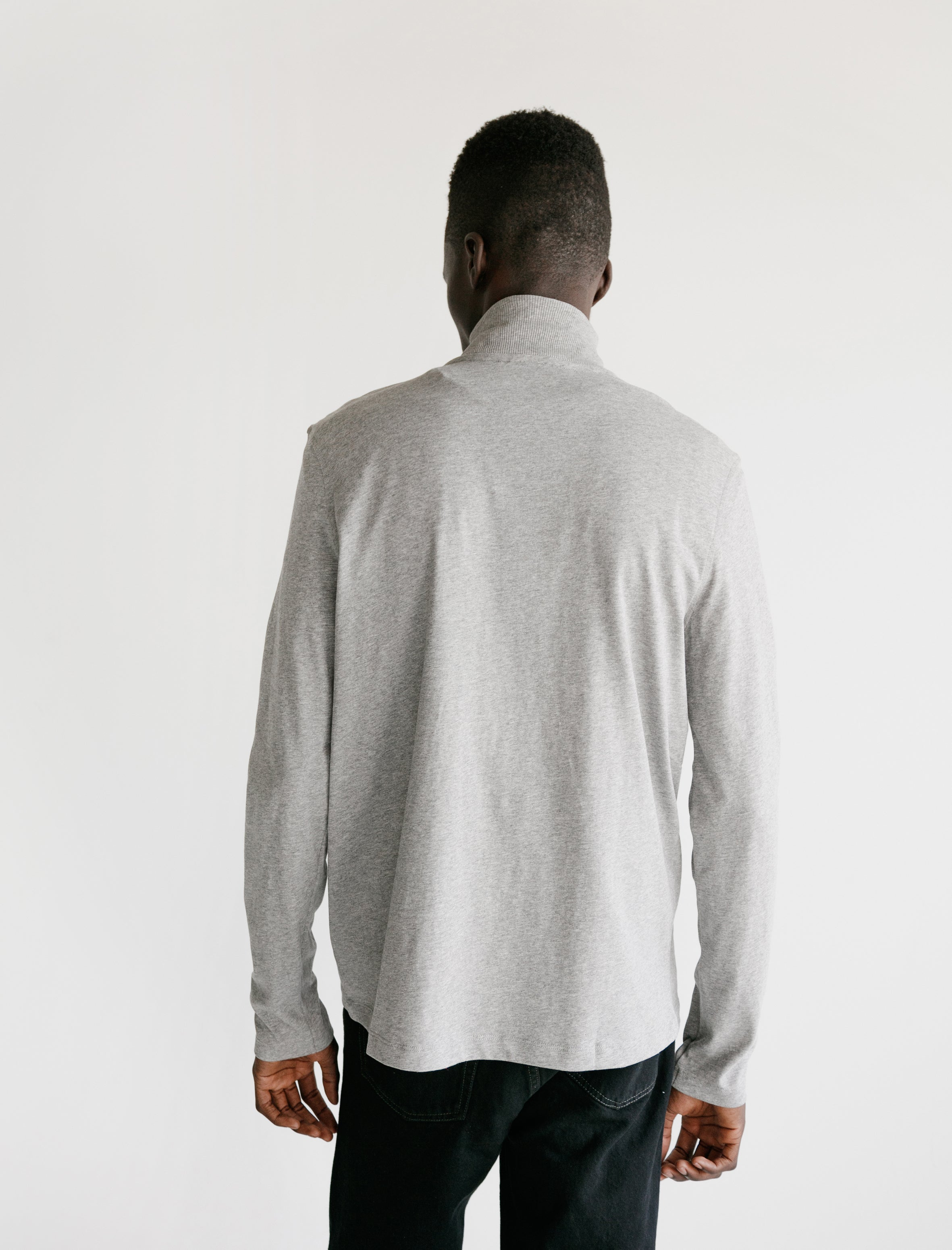 Acne Studios Light Grey Melange