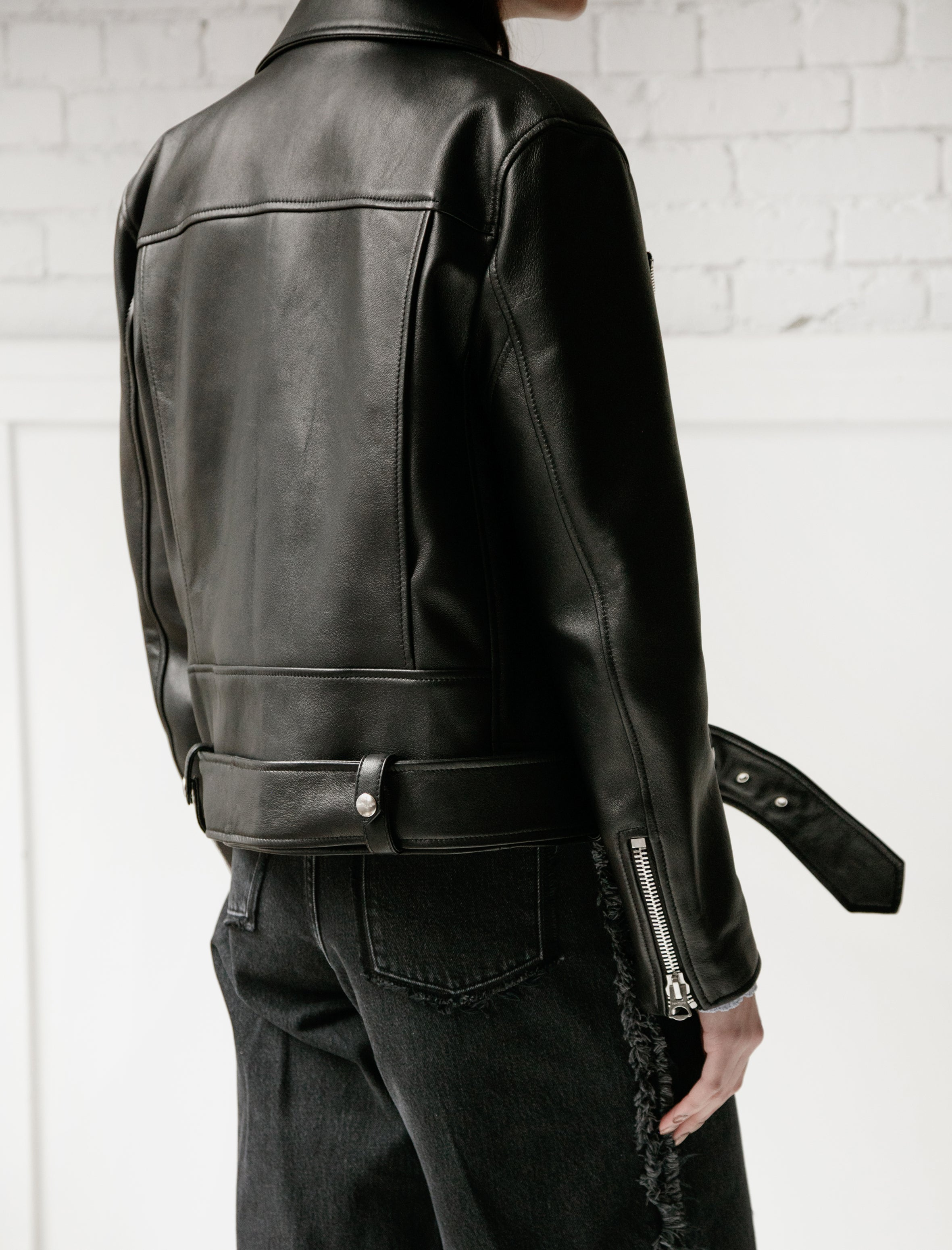 Acne Studios New Merlyn Jacket Black