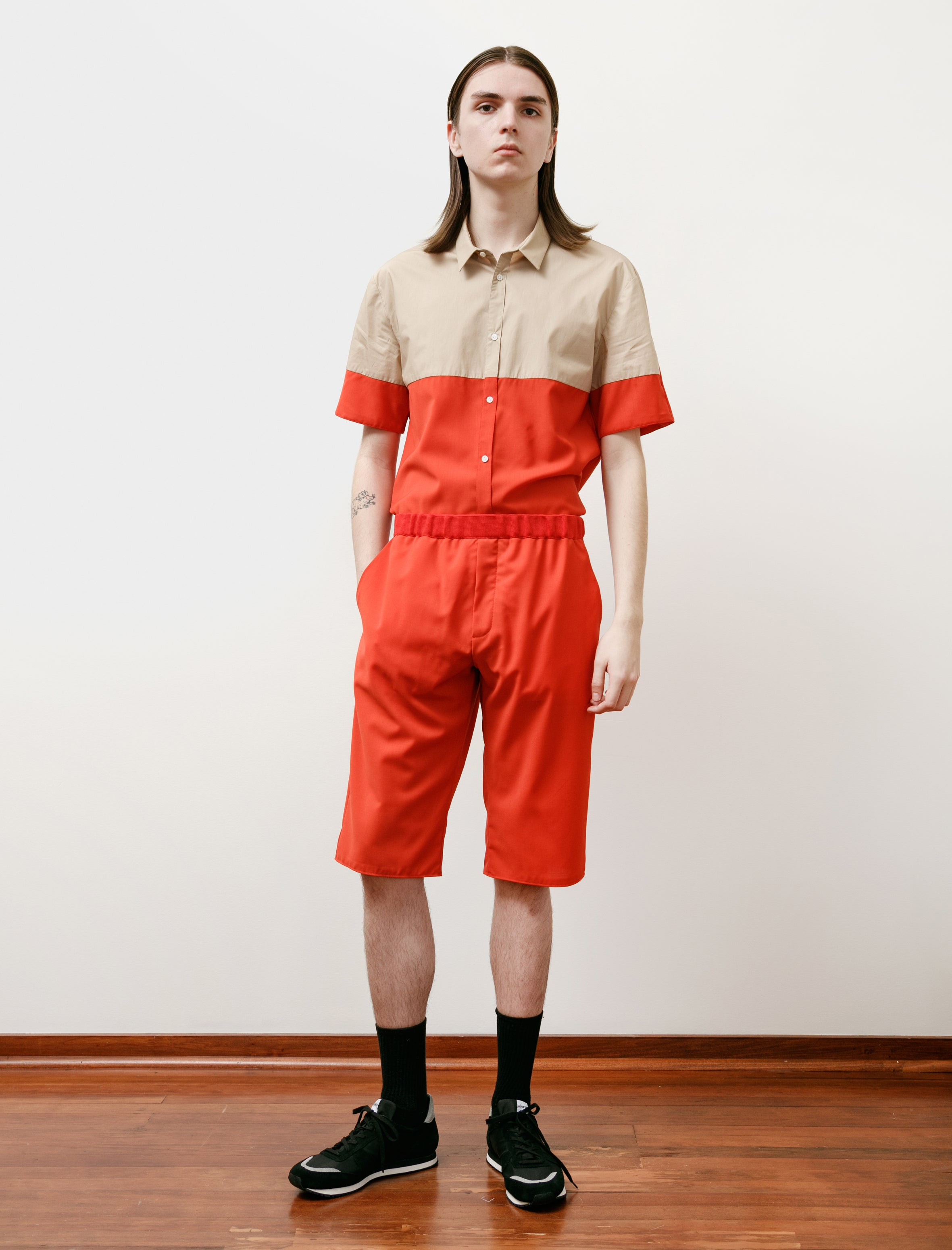 Stephan Schneider Pants O.B.I. Red