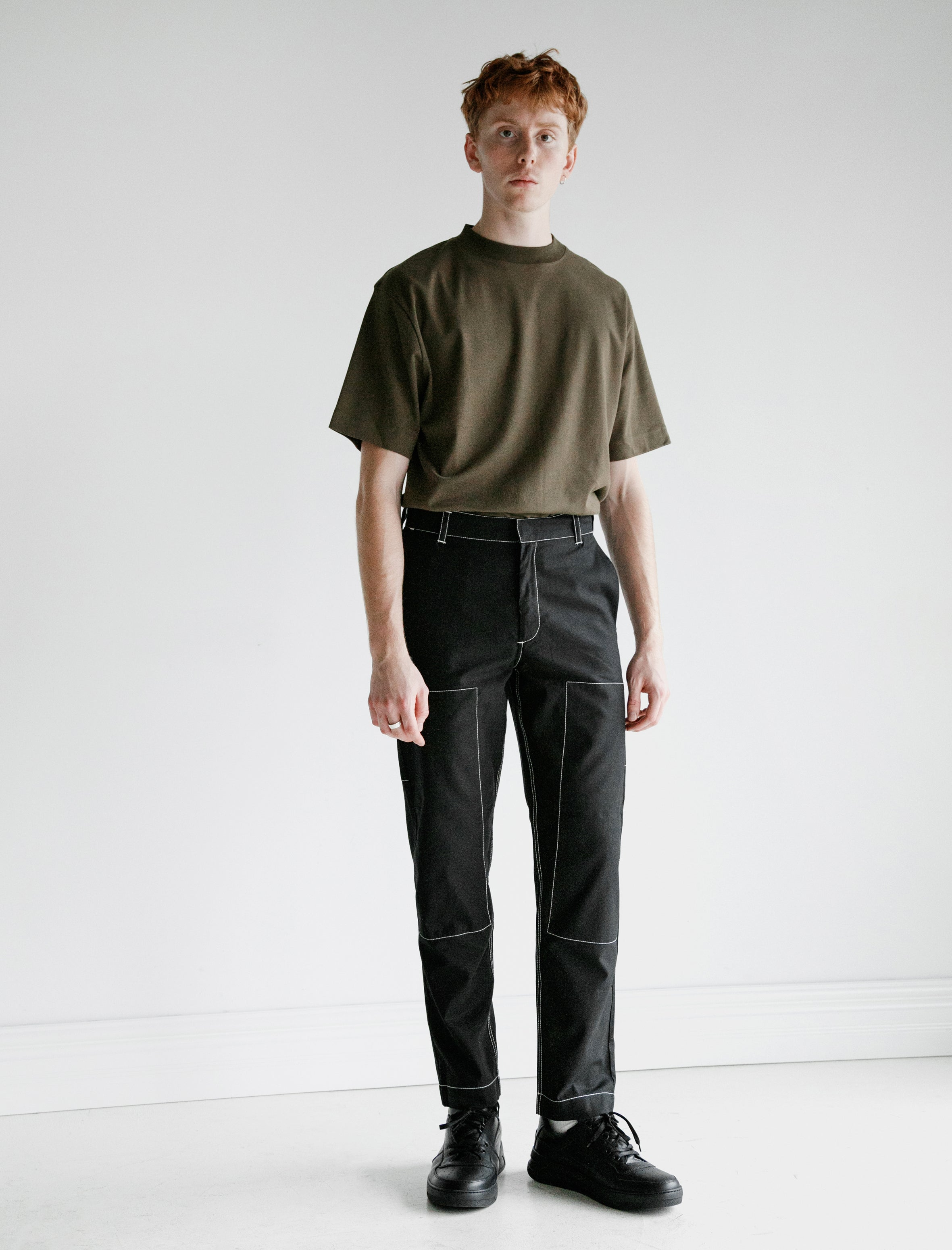 Lina Studio Thanks Pants Black