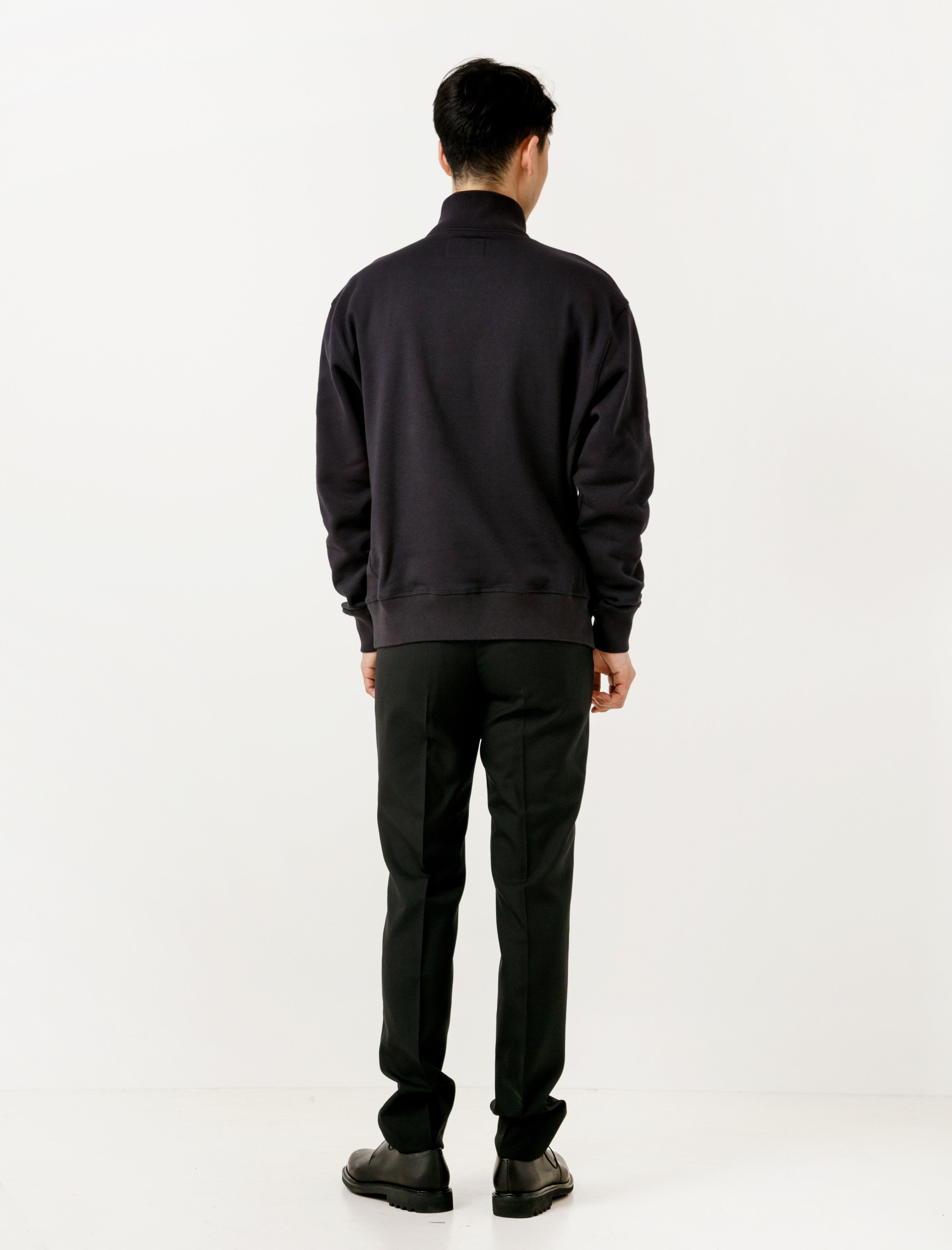 Trouser Black Wool