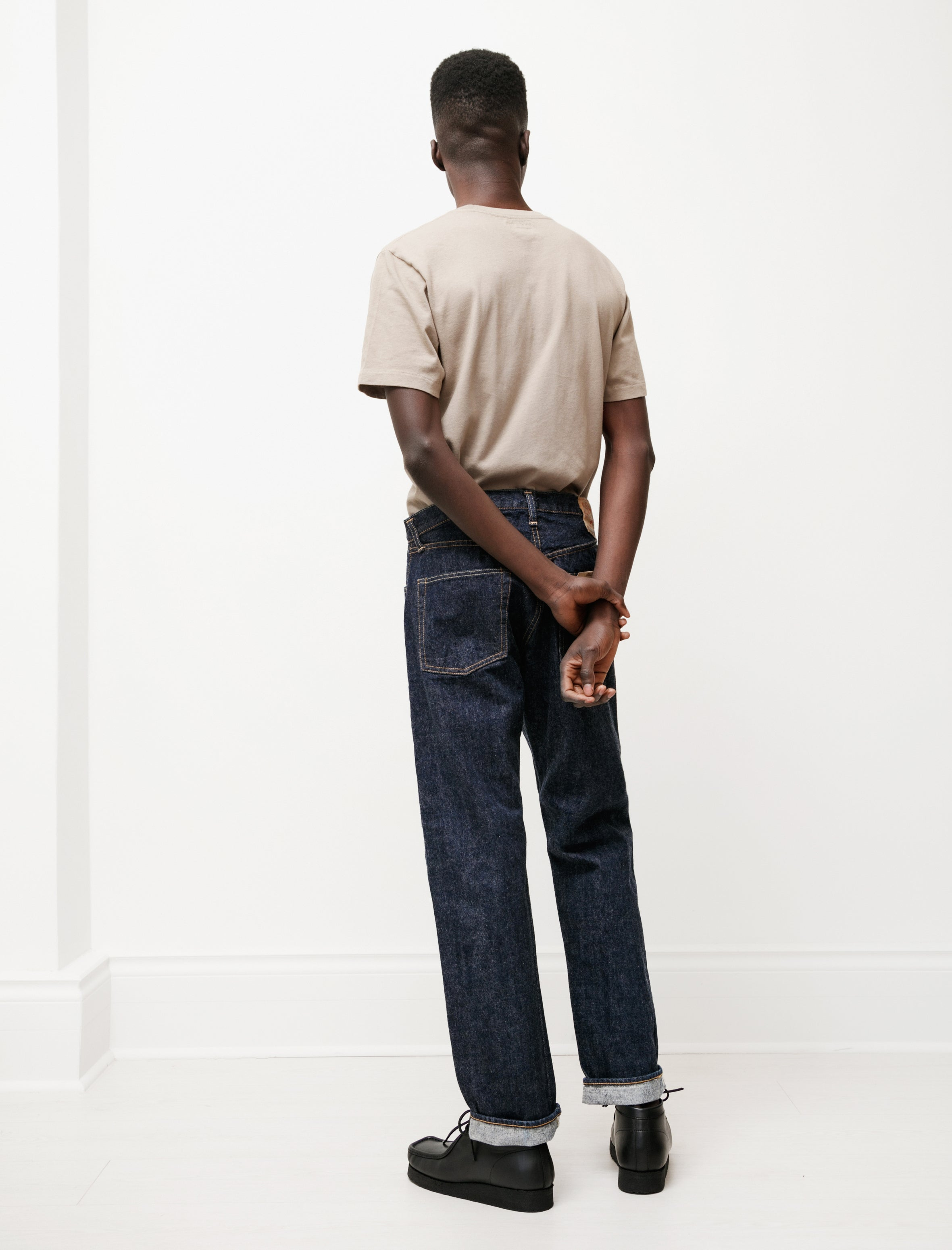 orSlow 105 Standard Selvedge Denim One Wash
