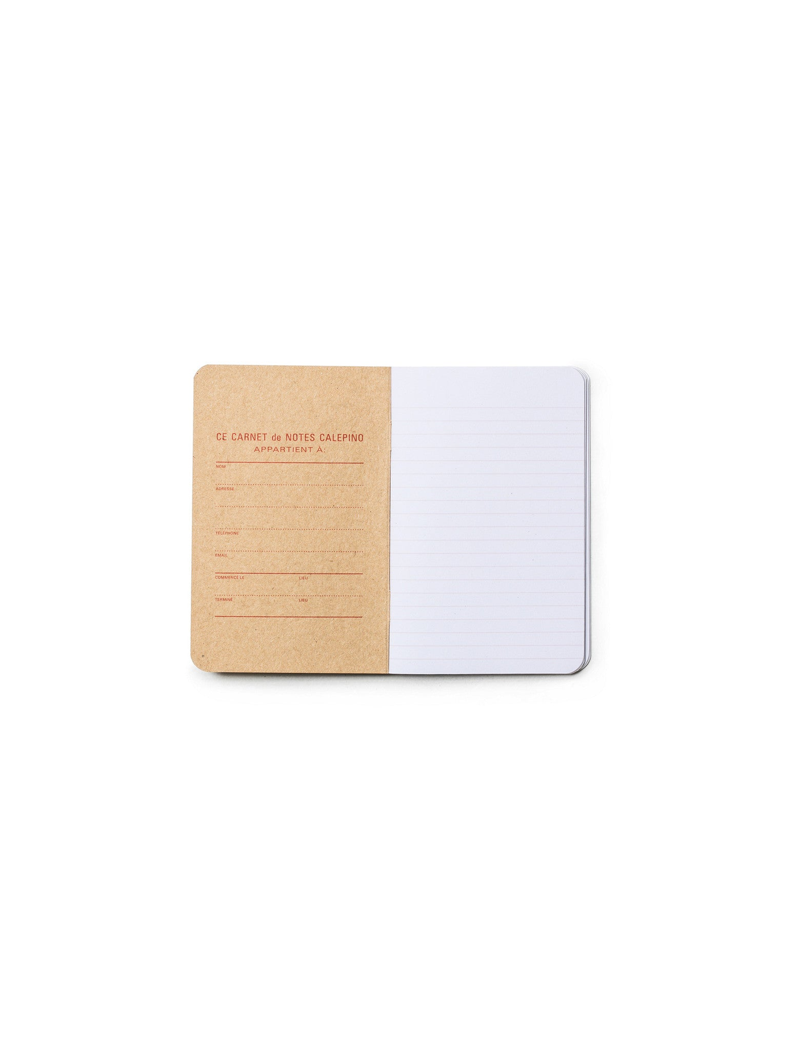 Box of 3 Memo Books - Ruled Paper no.1