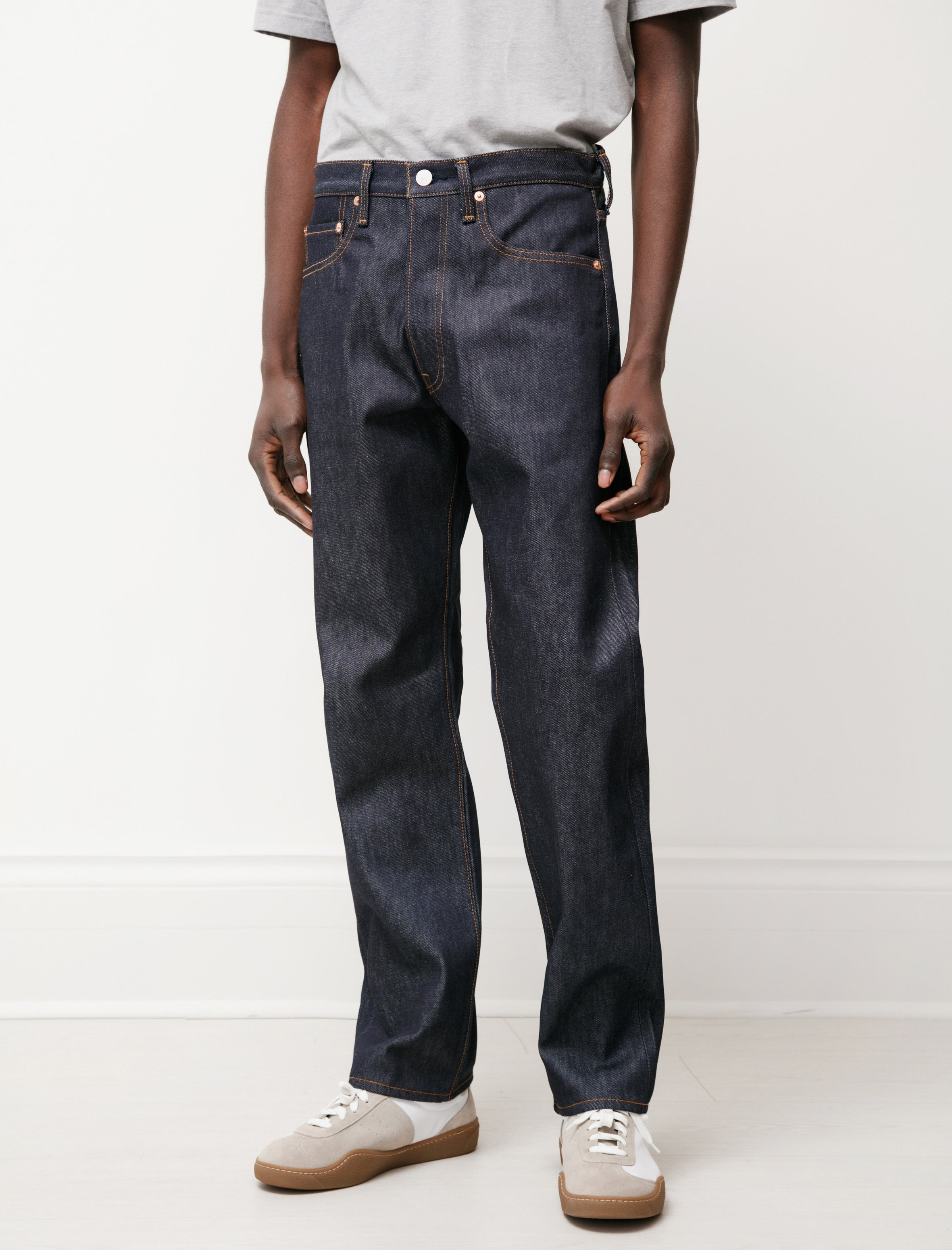 orSlow 105 90's Denim Rigid