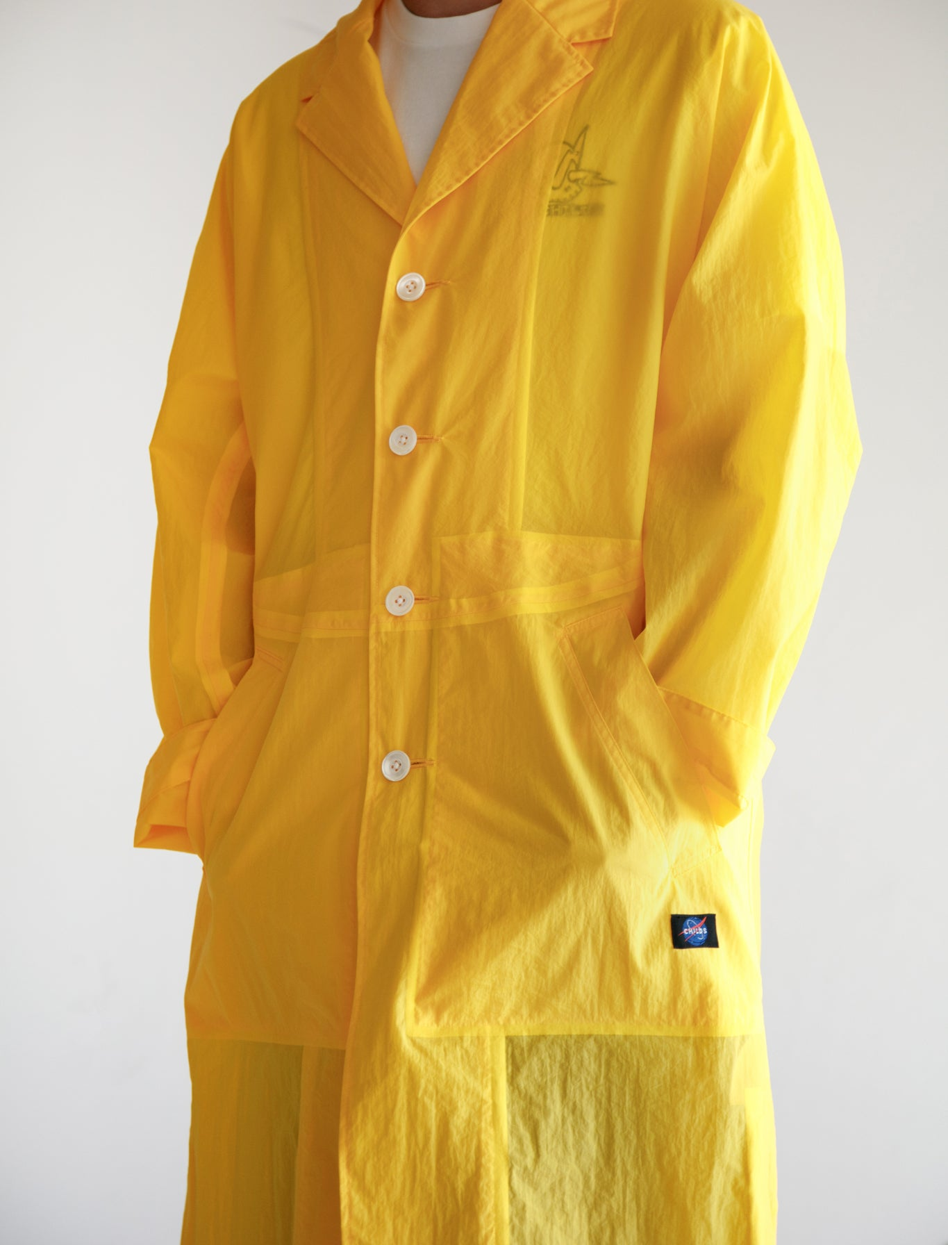 Colorado Coat Yellow