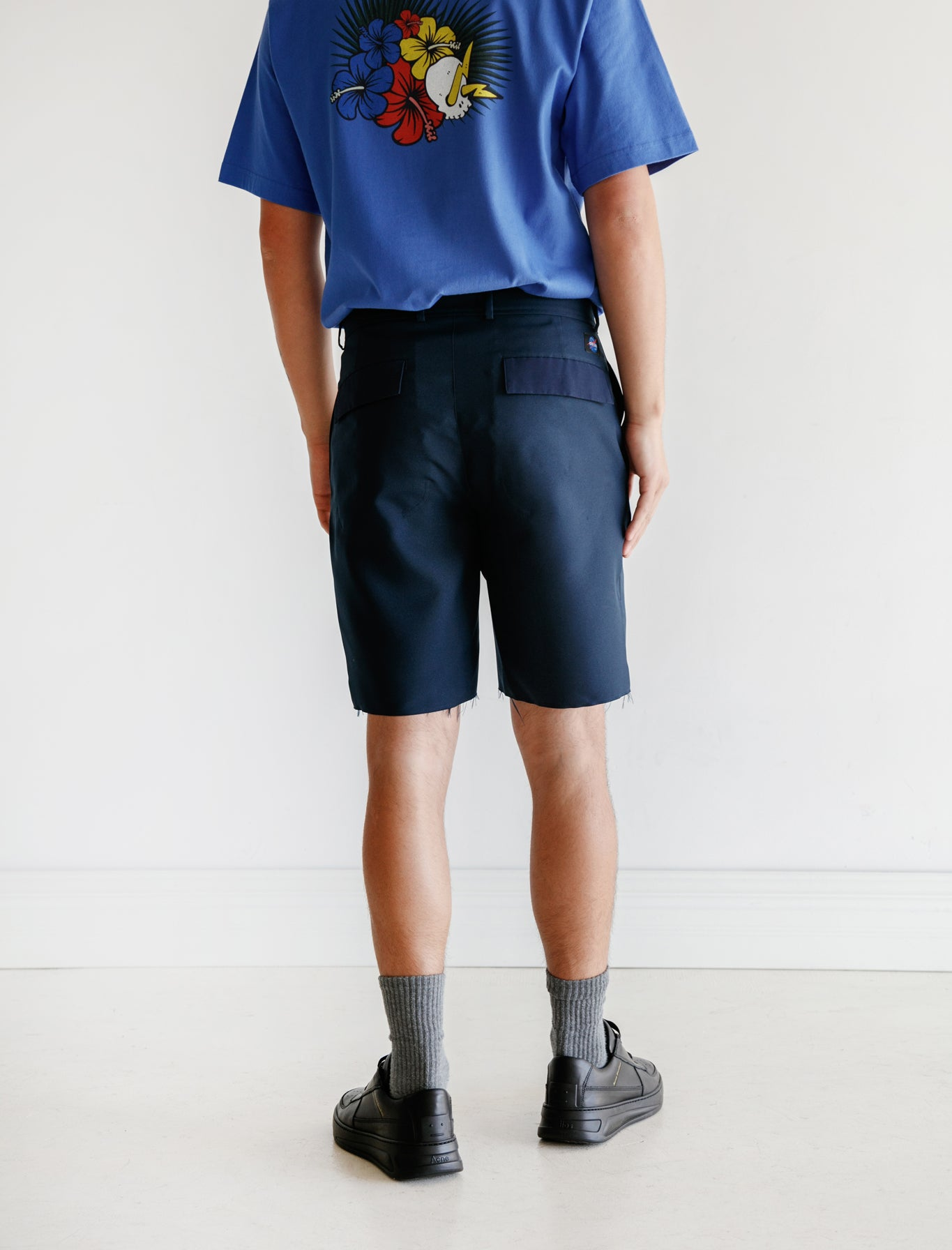 Walker Short Navy