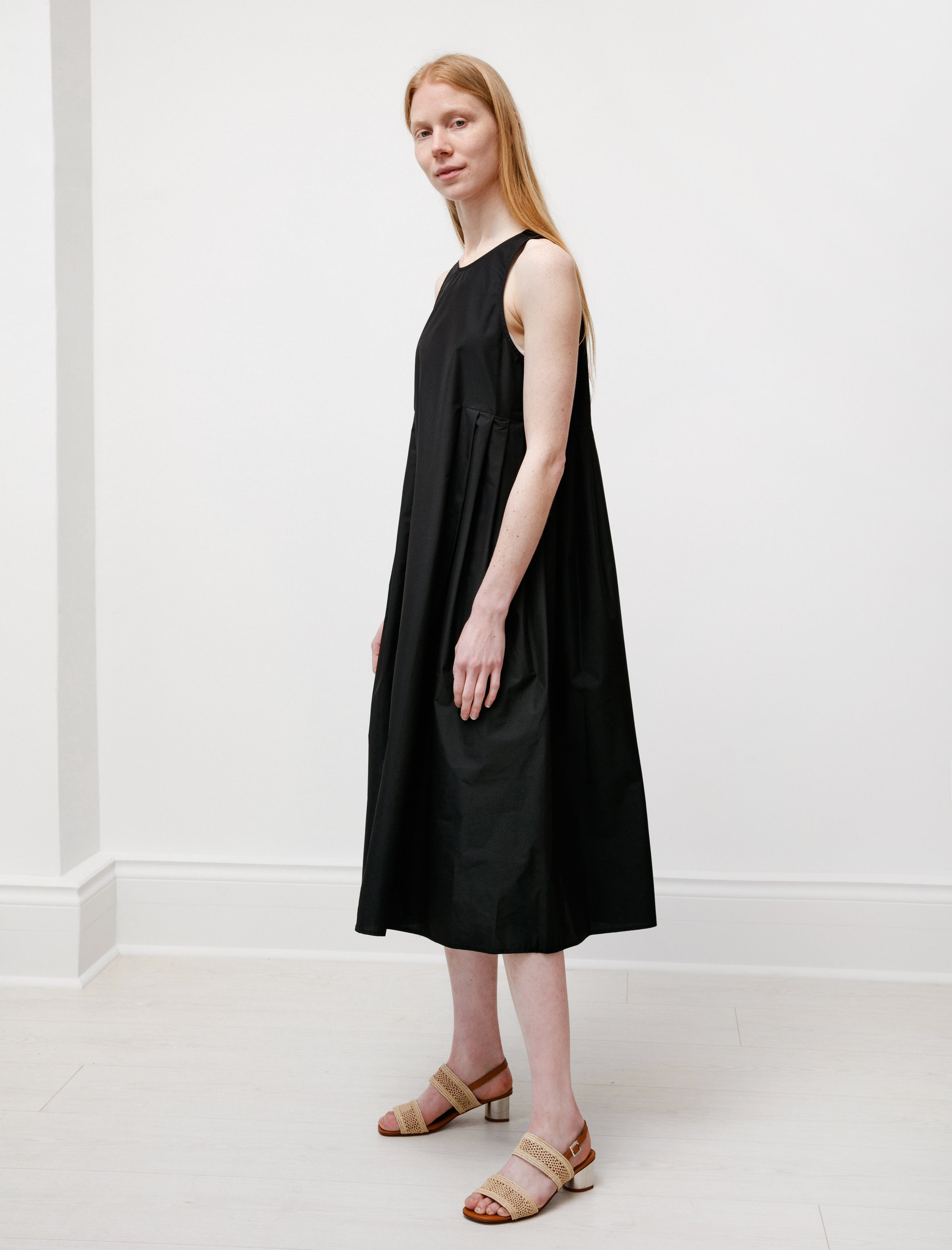 Kamperett Arlette Dress Black