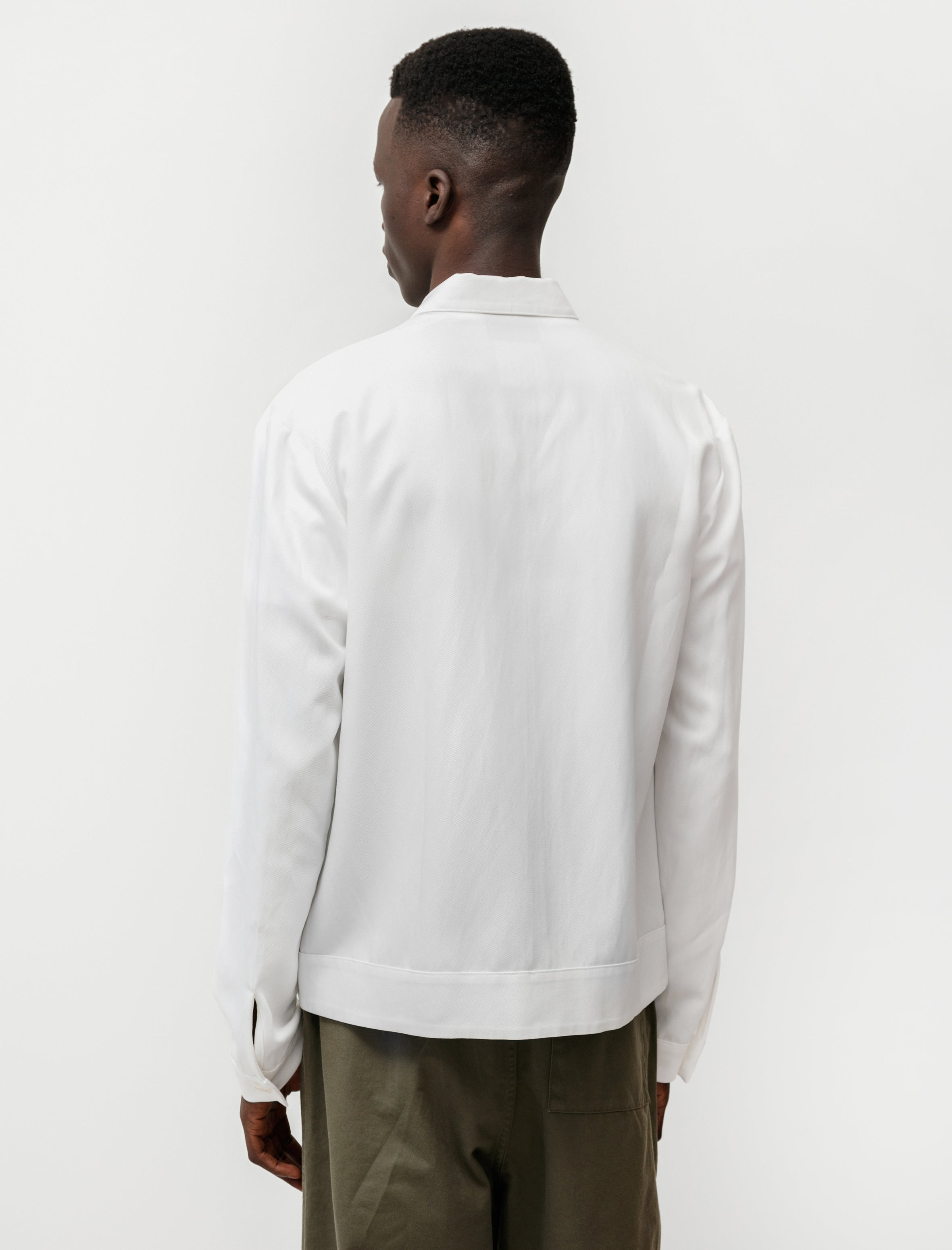 Stephan Schneider Jacket Quartz White