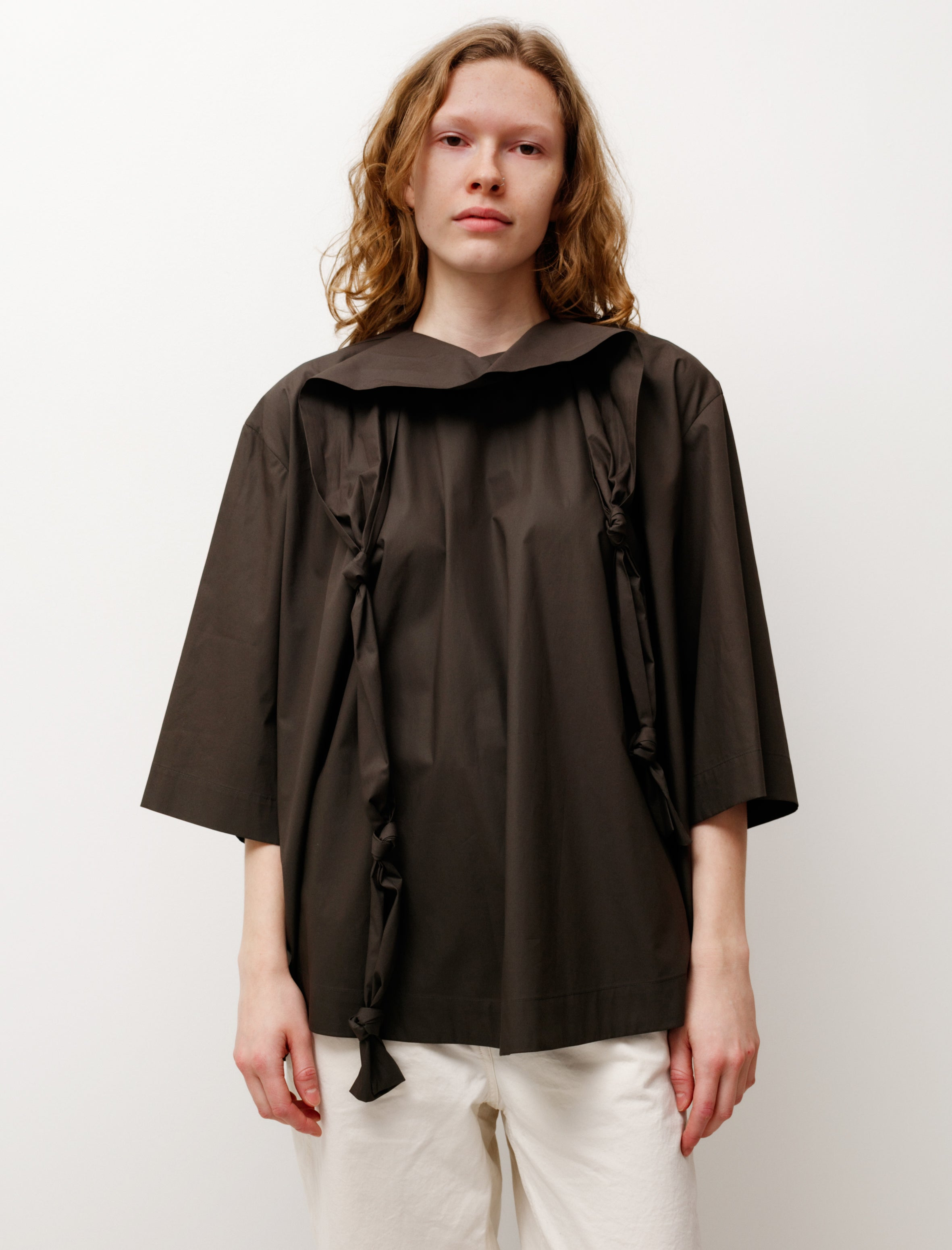 Needles Classic Shirt Paisley Jacquard Red