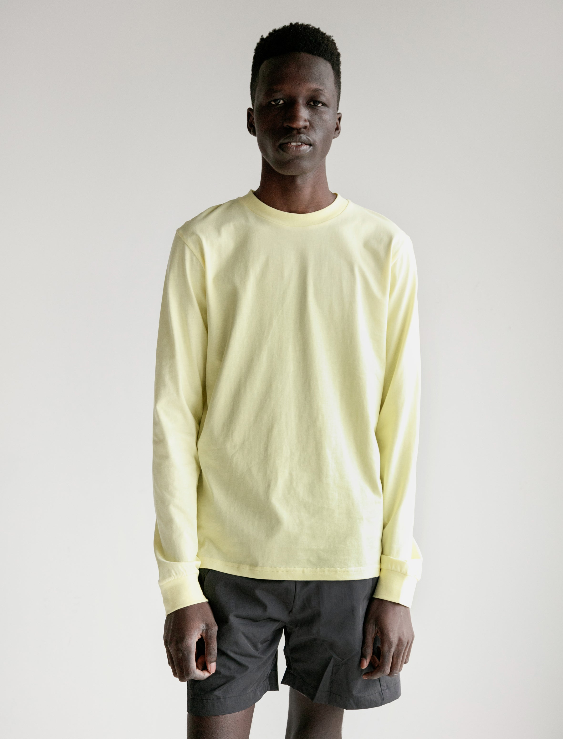 Cottweiler Journey Long Sleeve T-Shirt Yellow