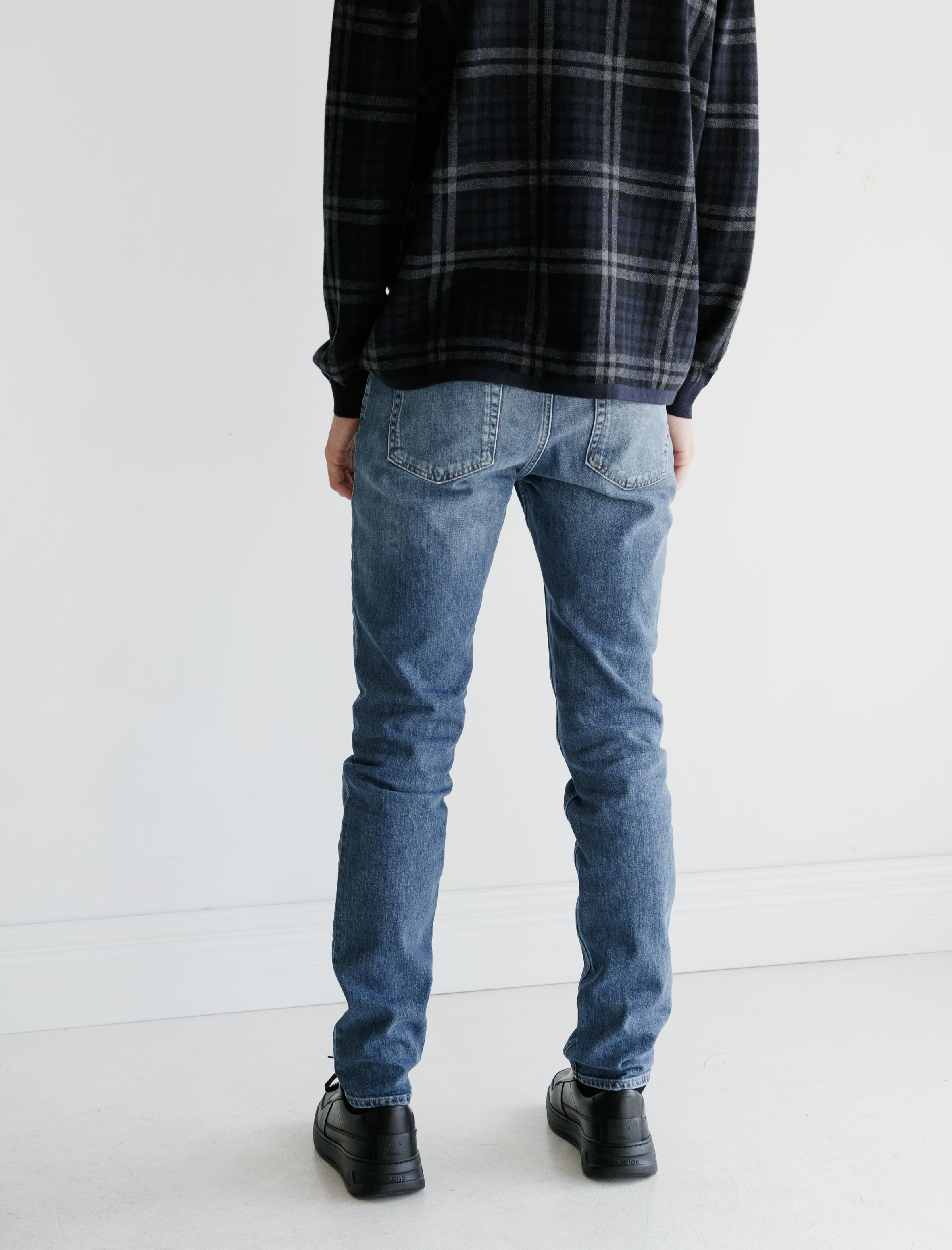 Acne Studios North Mid Blue