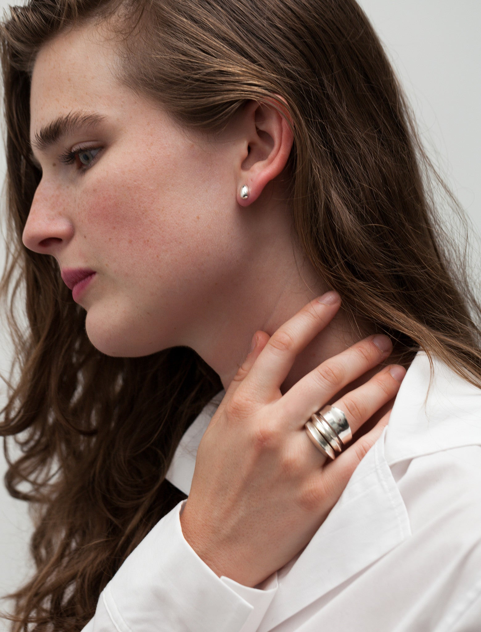 Sophie Buhai Dimple Ring Set