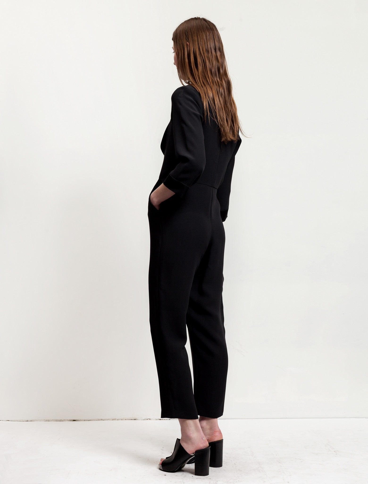 Catherine Quin Nouvel Jumpsuit Black