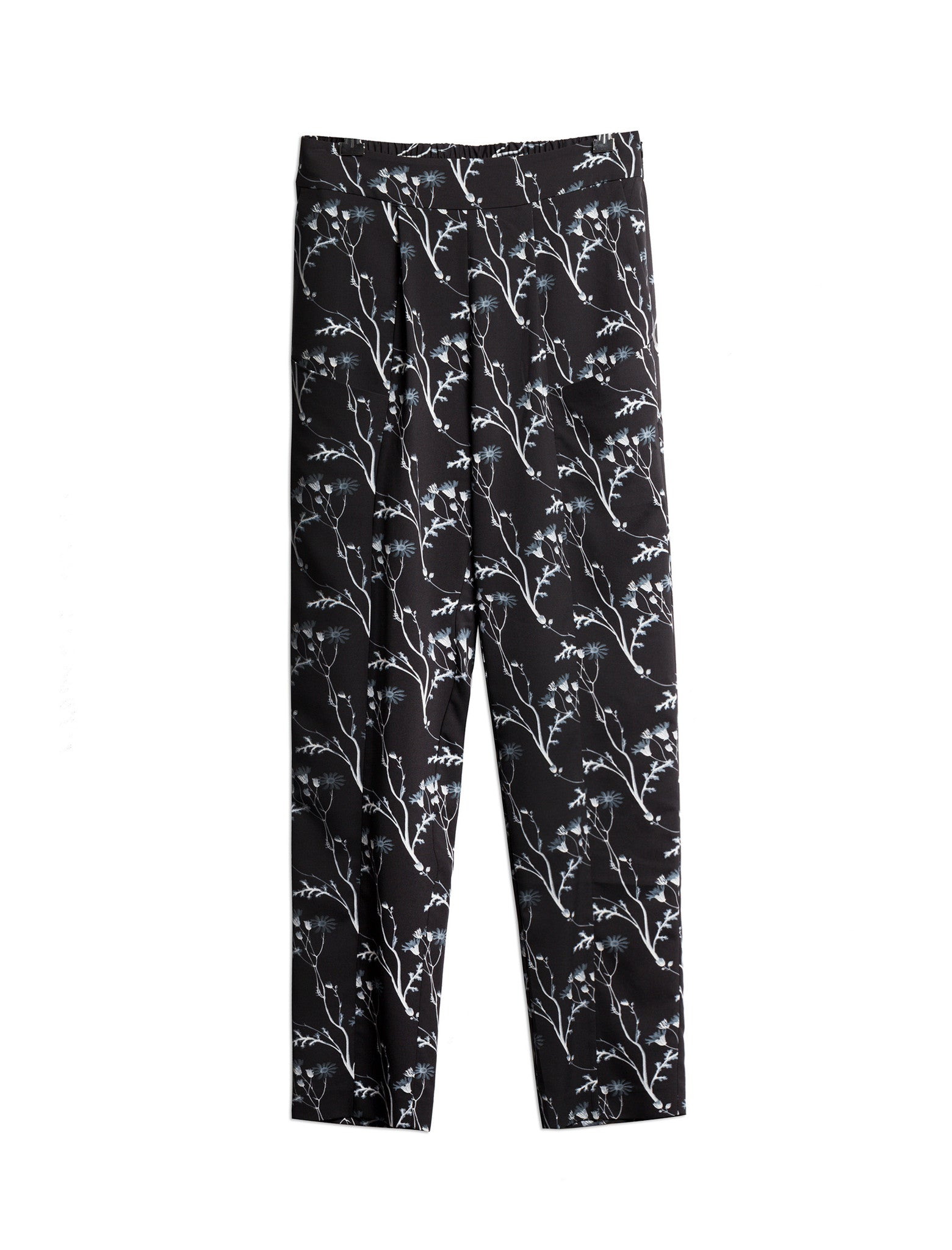 Thakoon Addition Floral Front Pocket Pant Multi
