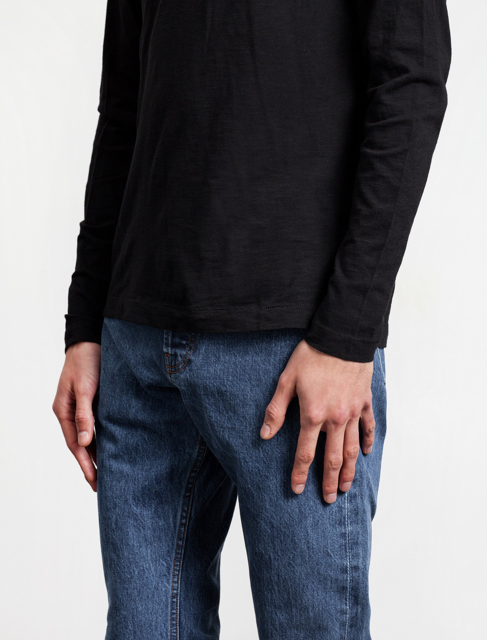 Noah Long Sleeve Black