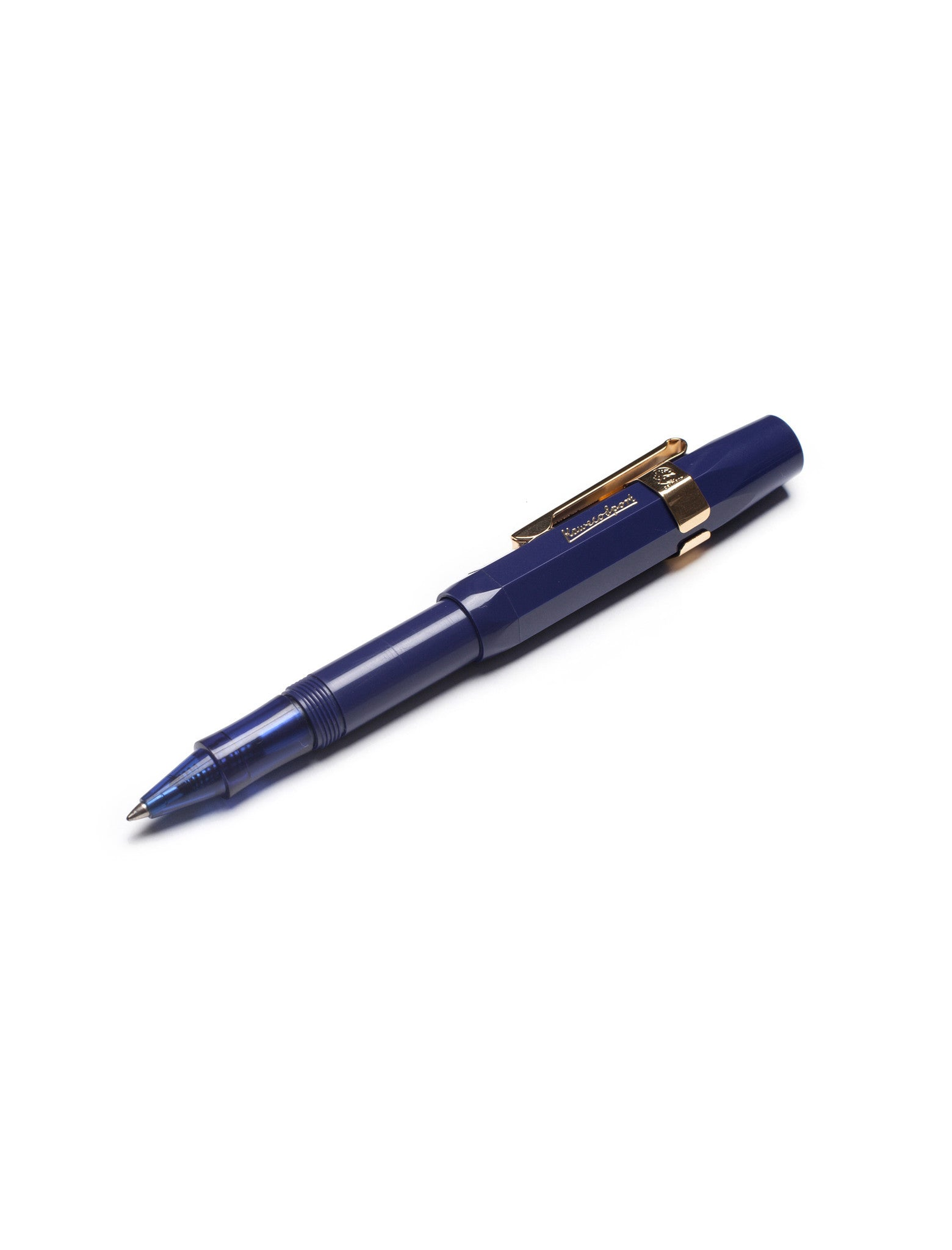 Capless Rollerball Pen Blue