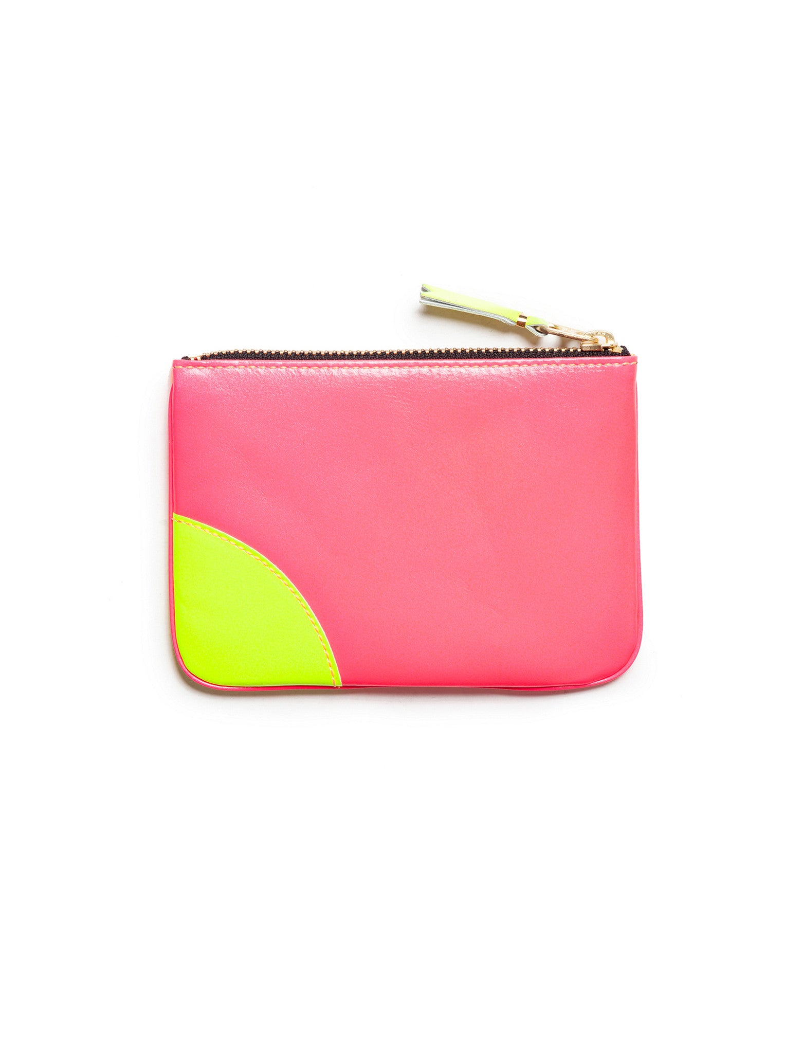 Super Fluo Classic Wallet - Orange/Pink - SA8100SF