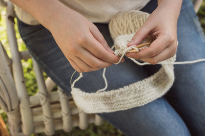 Feel Good Knitting And Crochet:  The Research