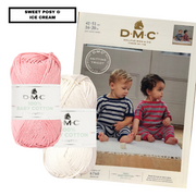 Children's Knitted All-In-One Project Pack (Includes Yarn + FREE Pattern)